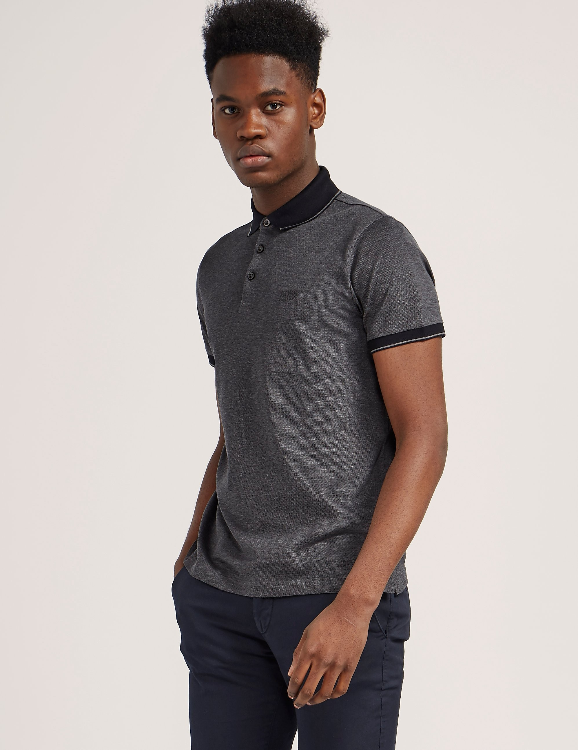BOSS Prout Short Sleeve Polo Shirt