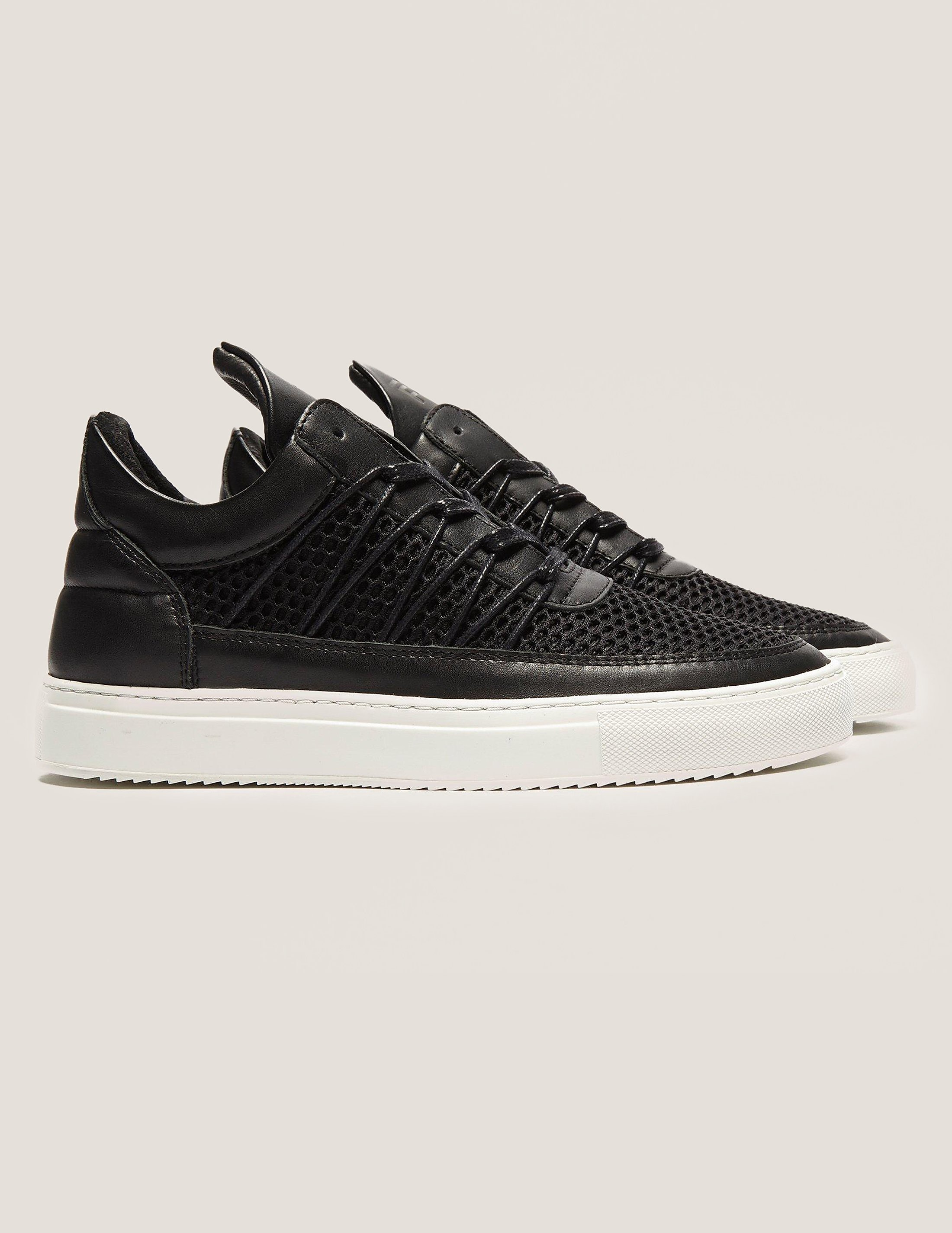 Filling Pieces Low Top C Lace