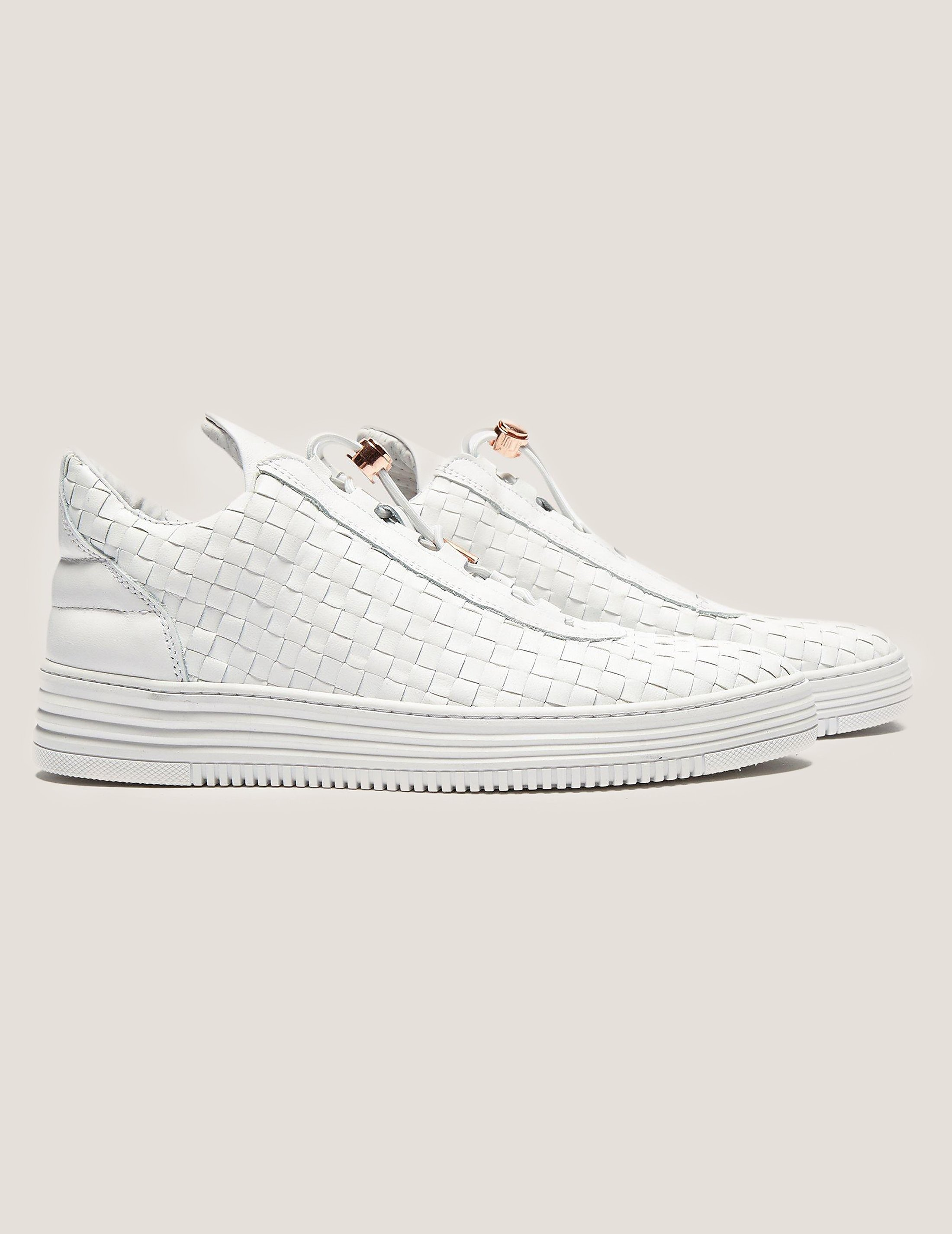 Filling Pieces Low Top Woven