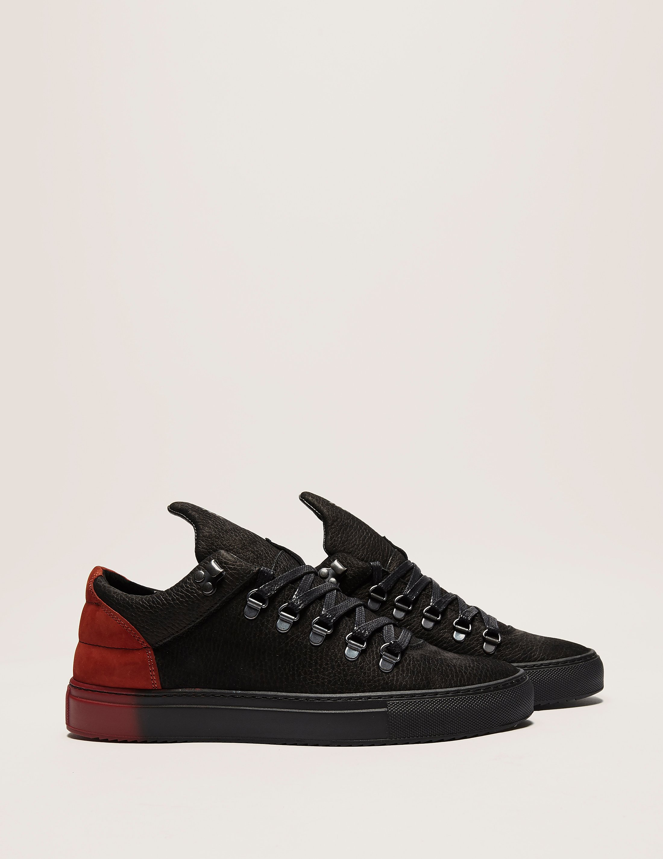 Filling Pieces Mountain Cut Fade