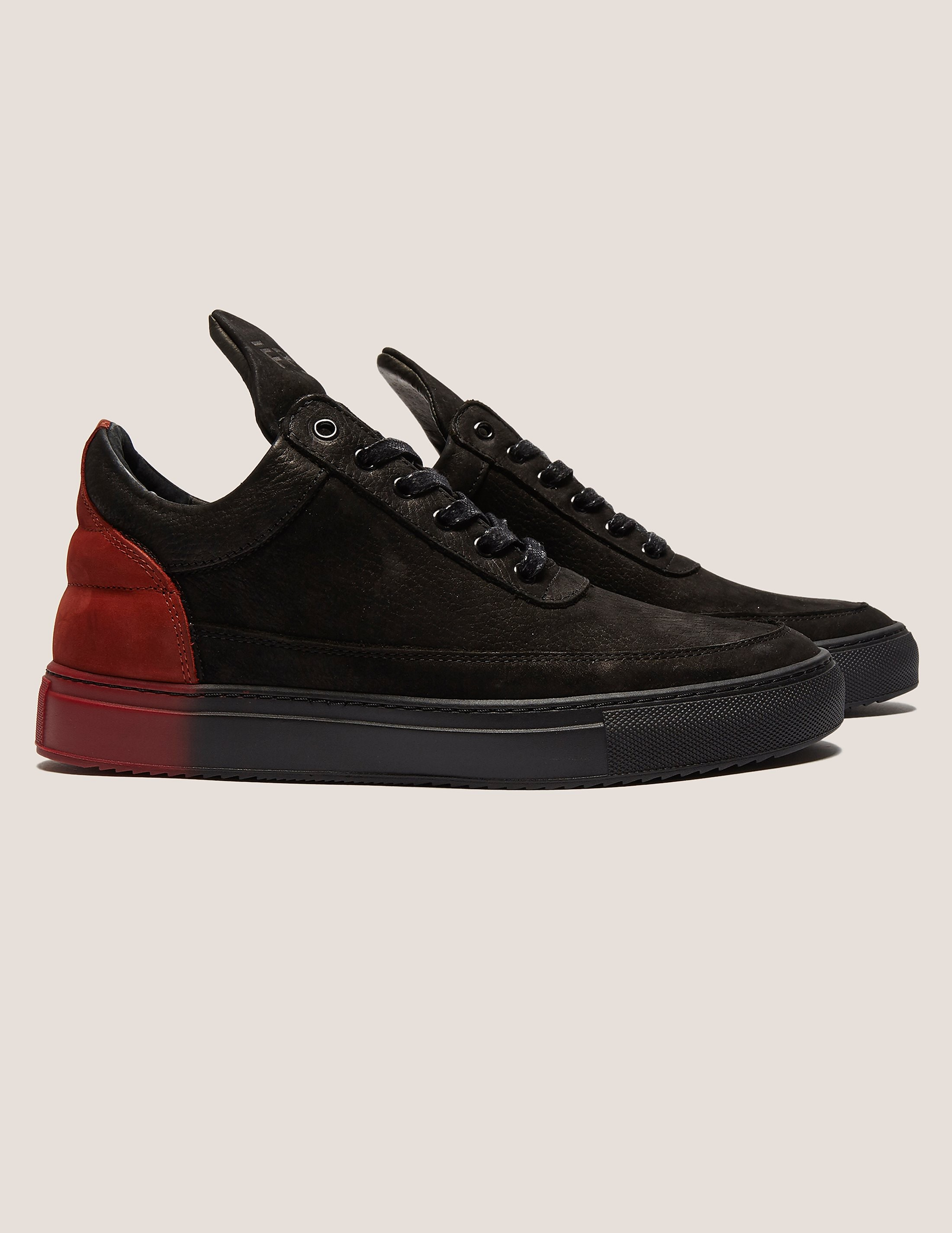 Filling Pieces Low Top Fade