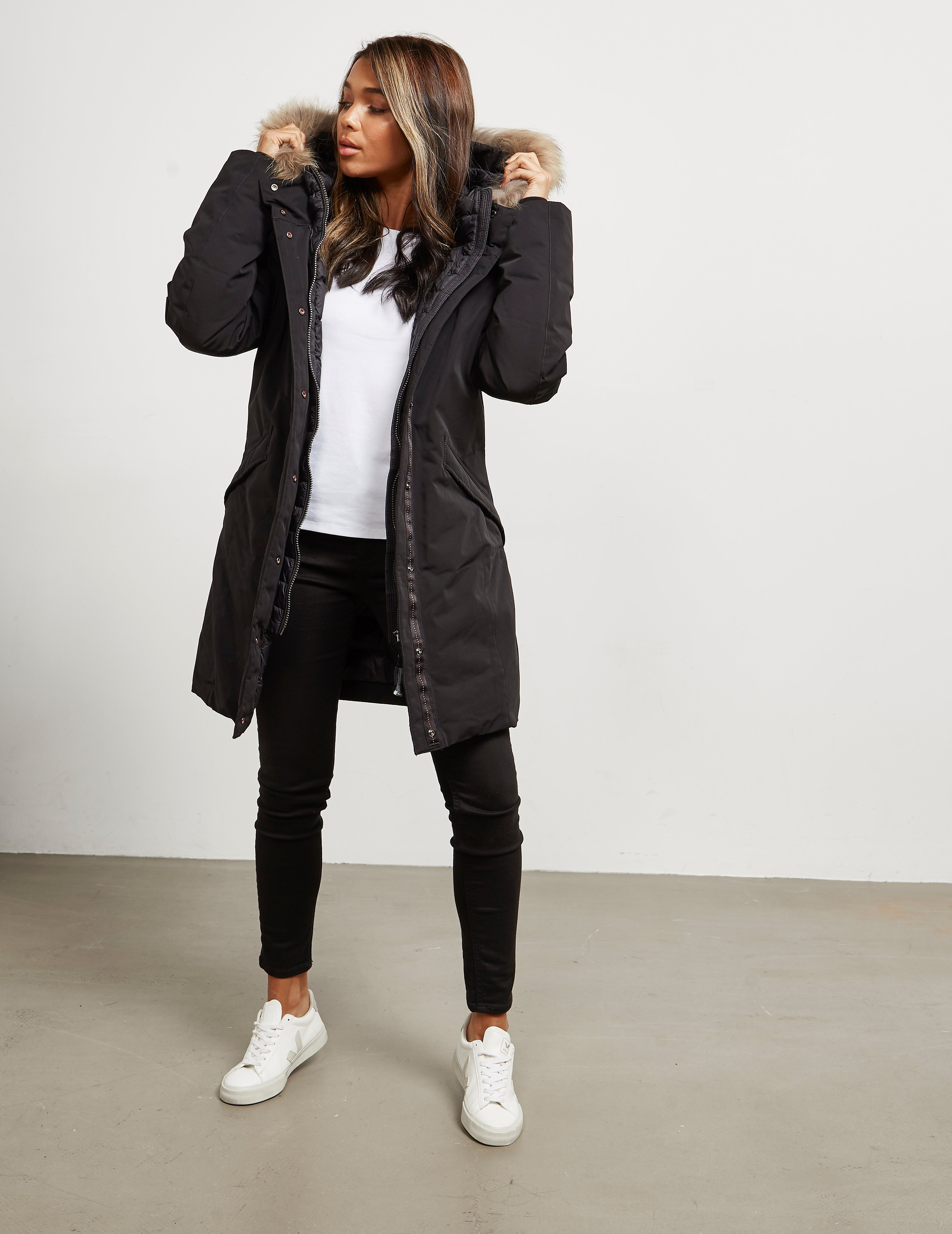 Parajumpers Angi Long Padded Jacket