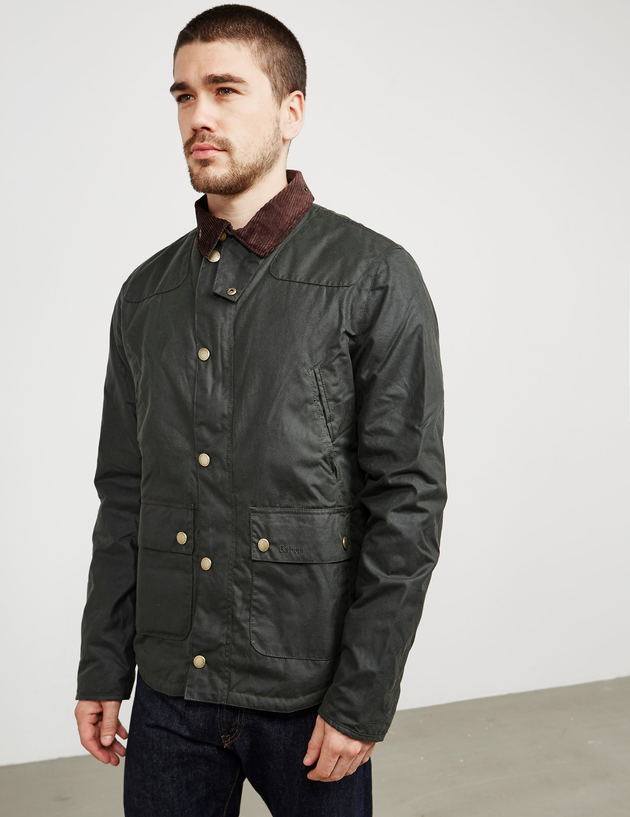 Barbour Reel Wax Jacket