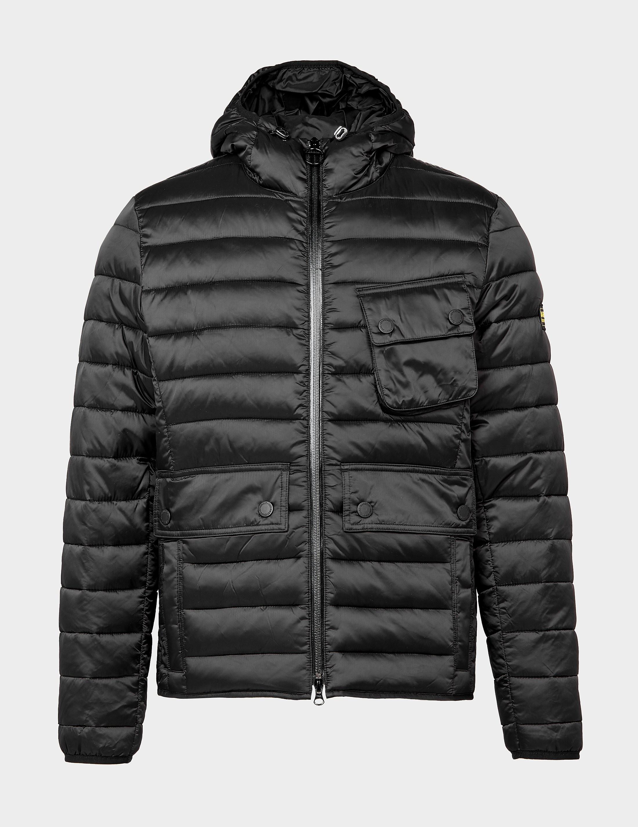 Barbour International Ouston Hood Jacket