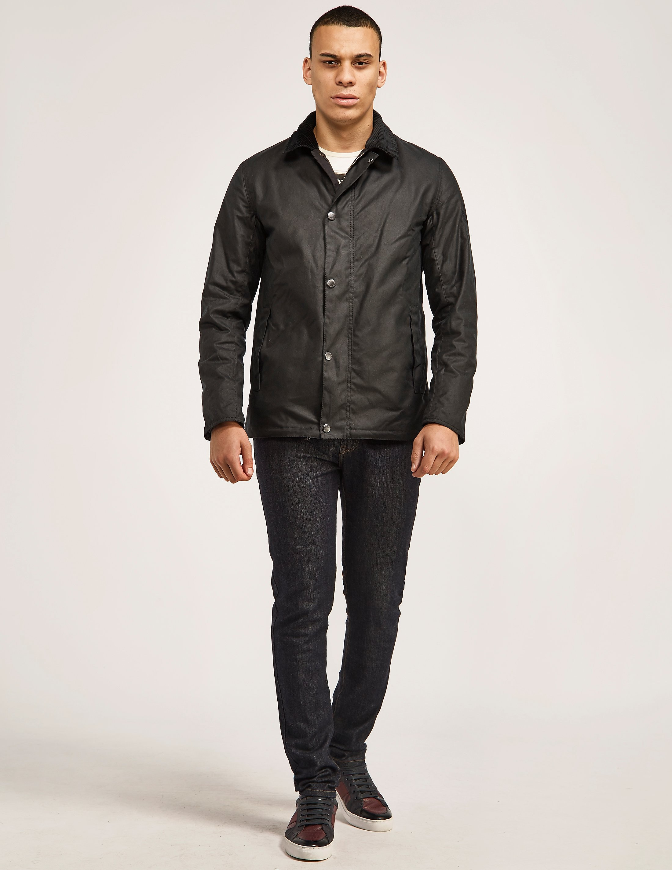 Barbour Sford Wax Jacket