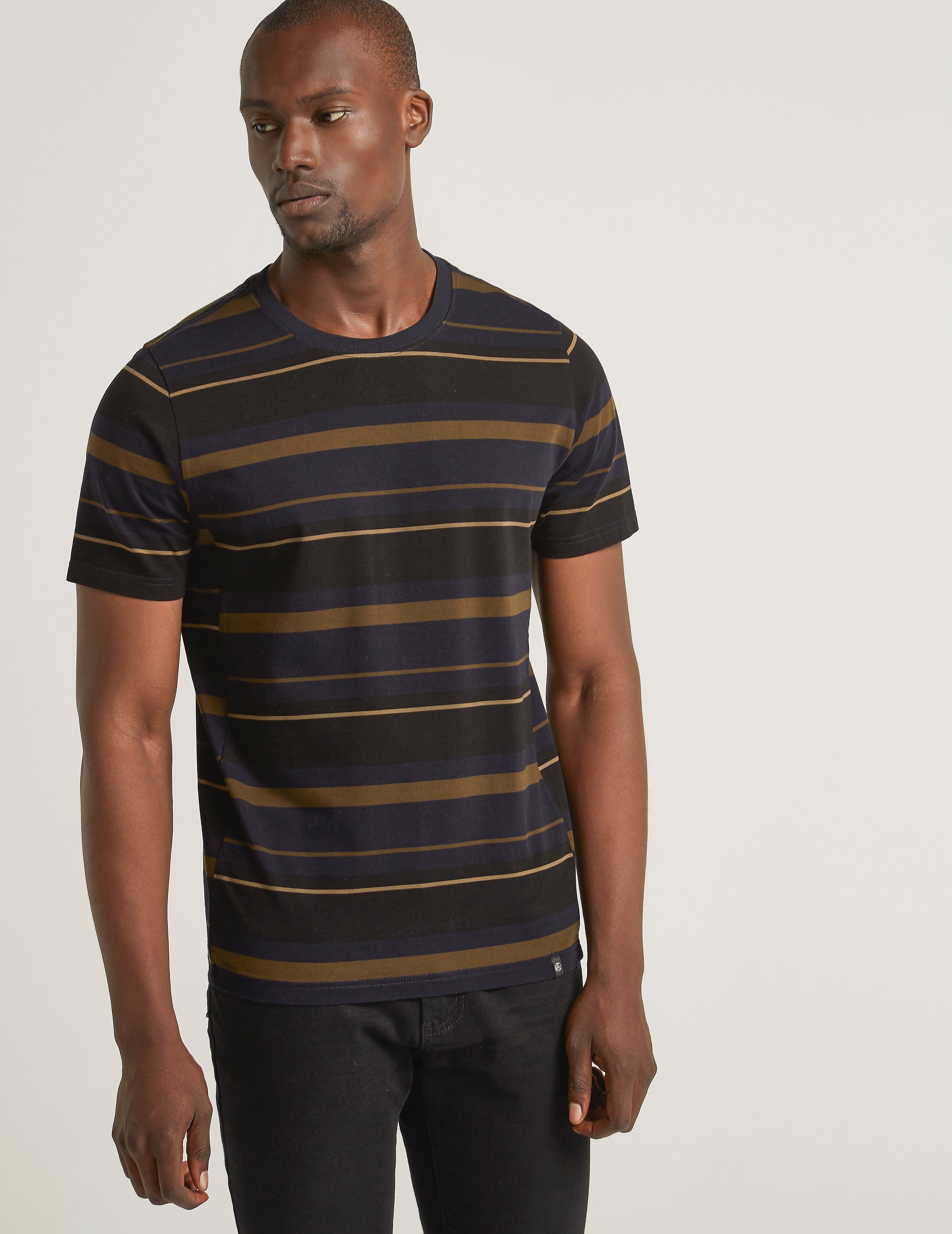 Paul Smith Stripe Supima T-Shirt