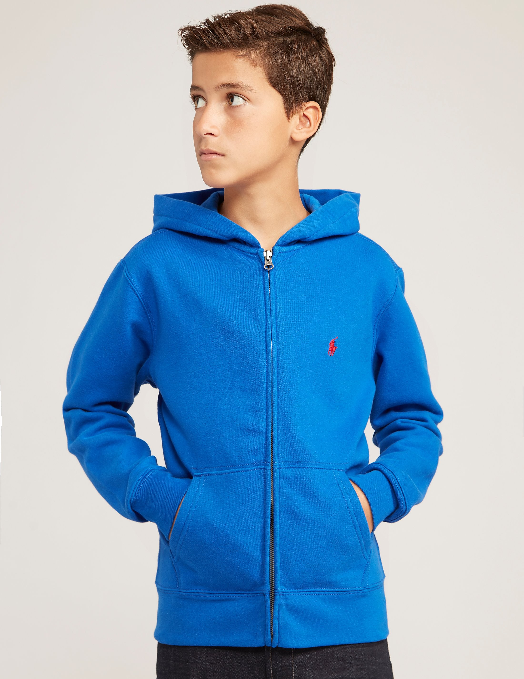 Polo Ralph Lauren Boys' Zip Up Hoody