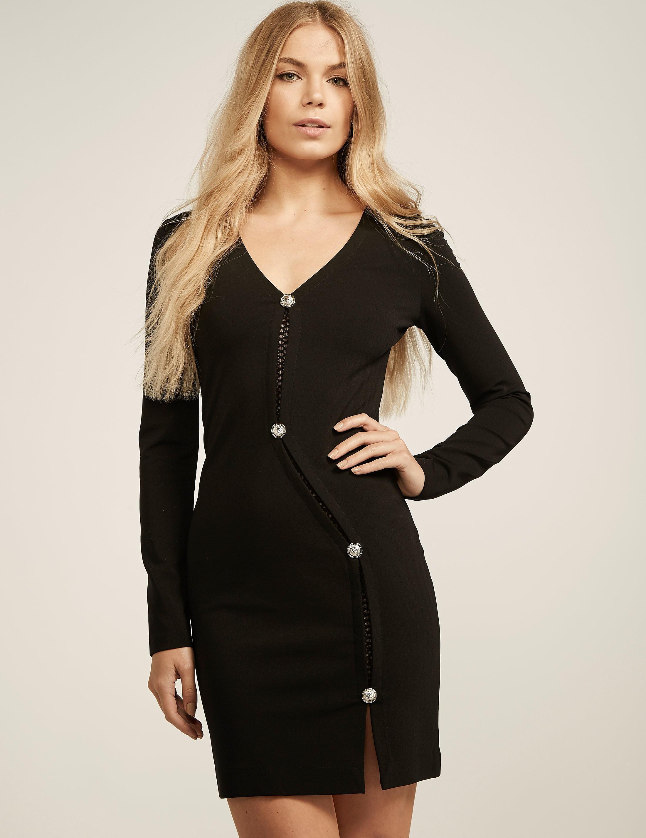 Versus Versace Jersey Dress