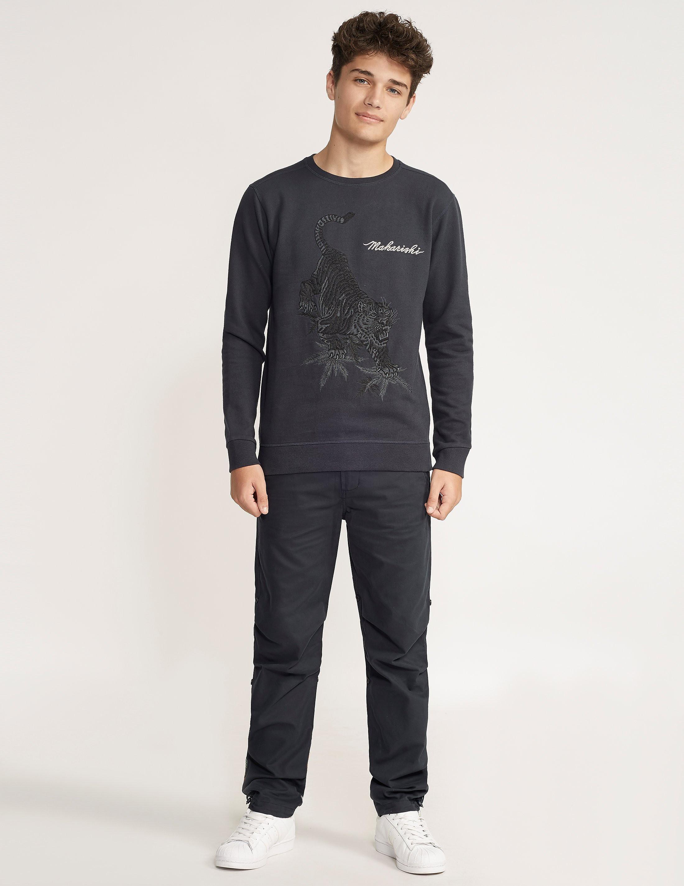 Maharishi Tiger Sweatshirt