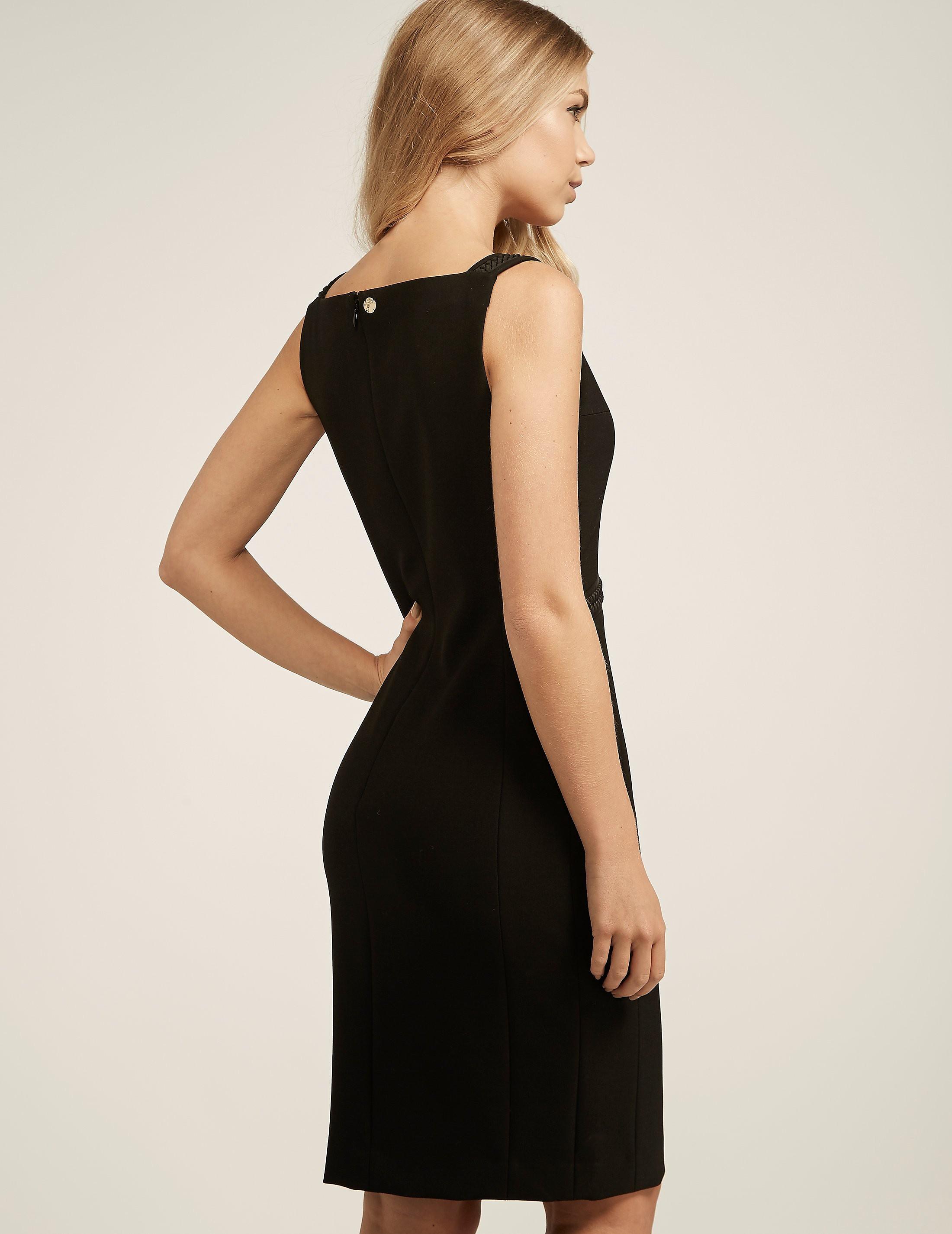 Versus Versace Trim Detail Dress