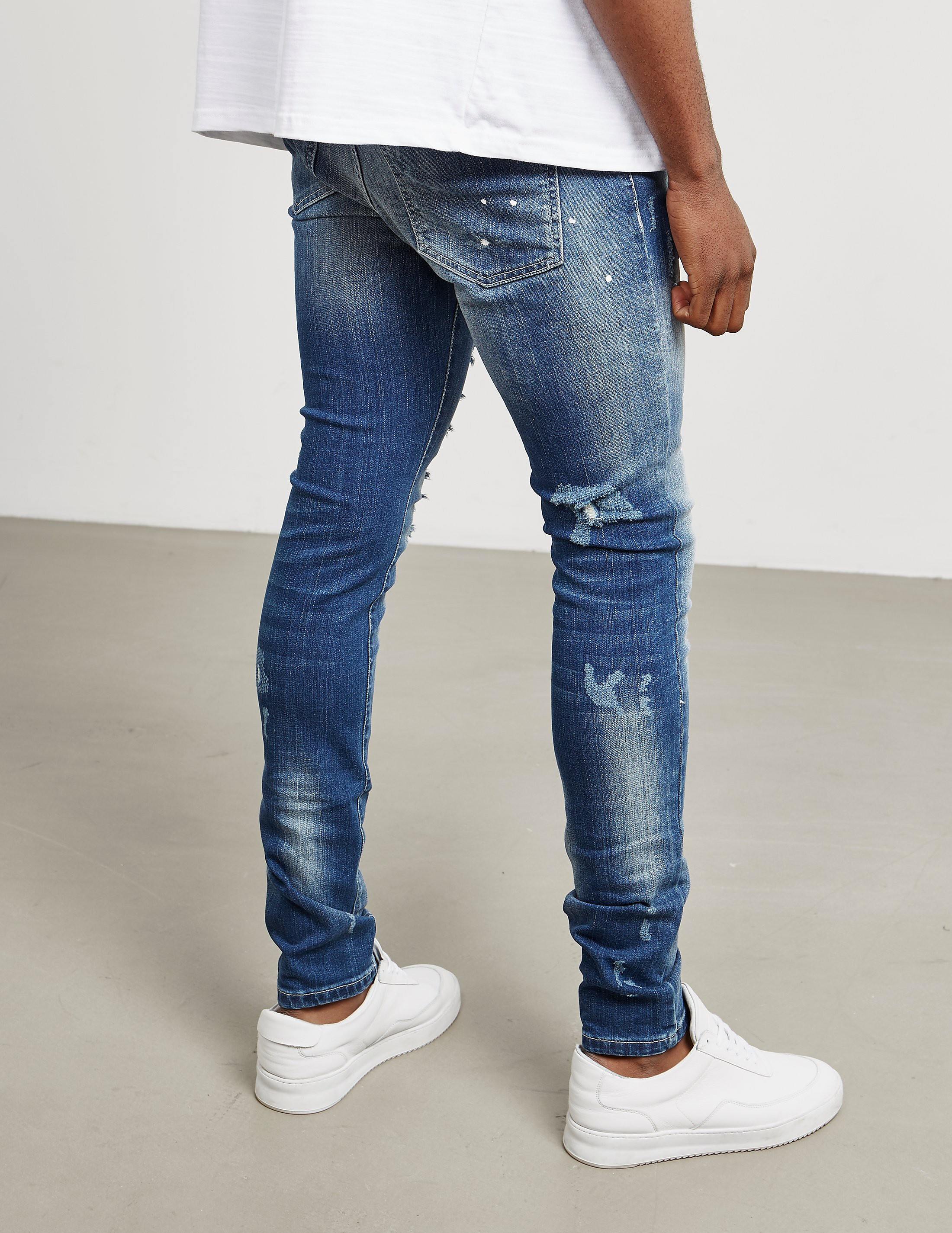 Represent Destroyer Jean