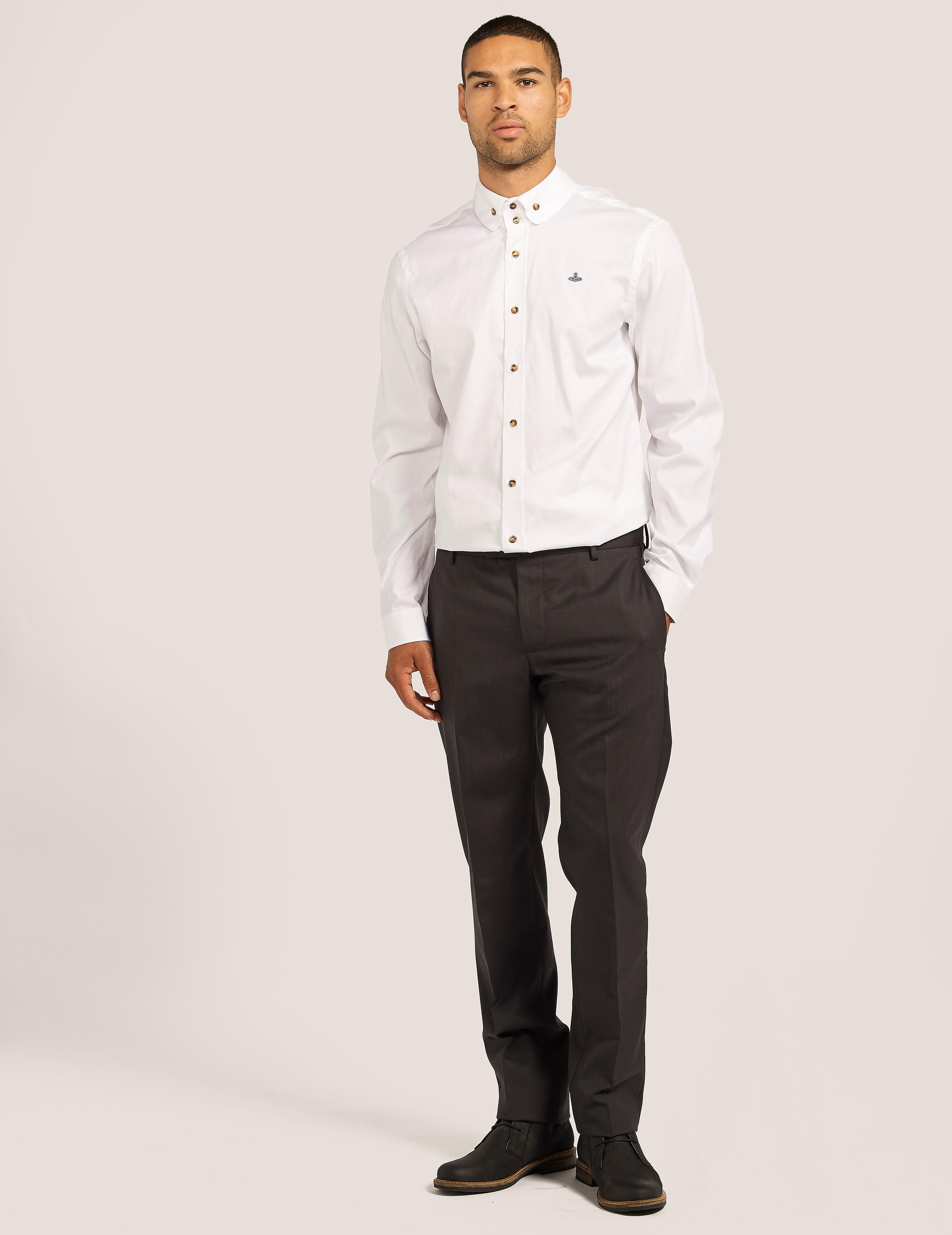 Vivienne Westwood 2 Button Collar Shirt