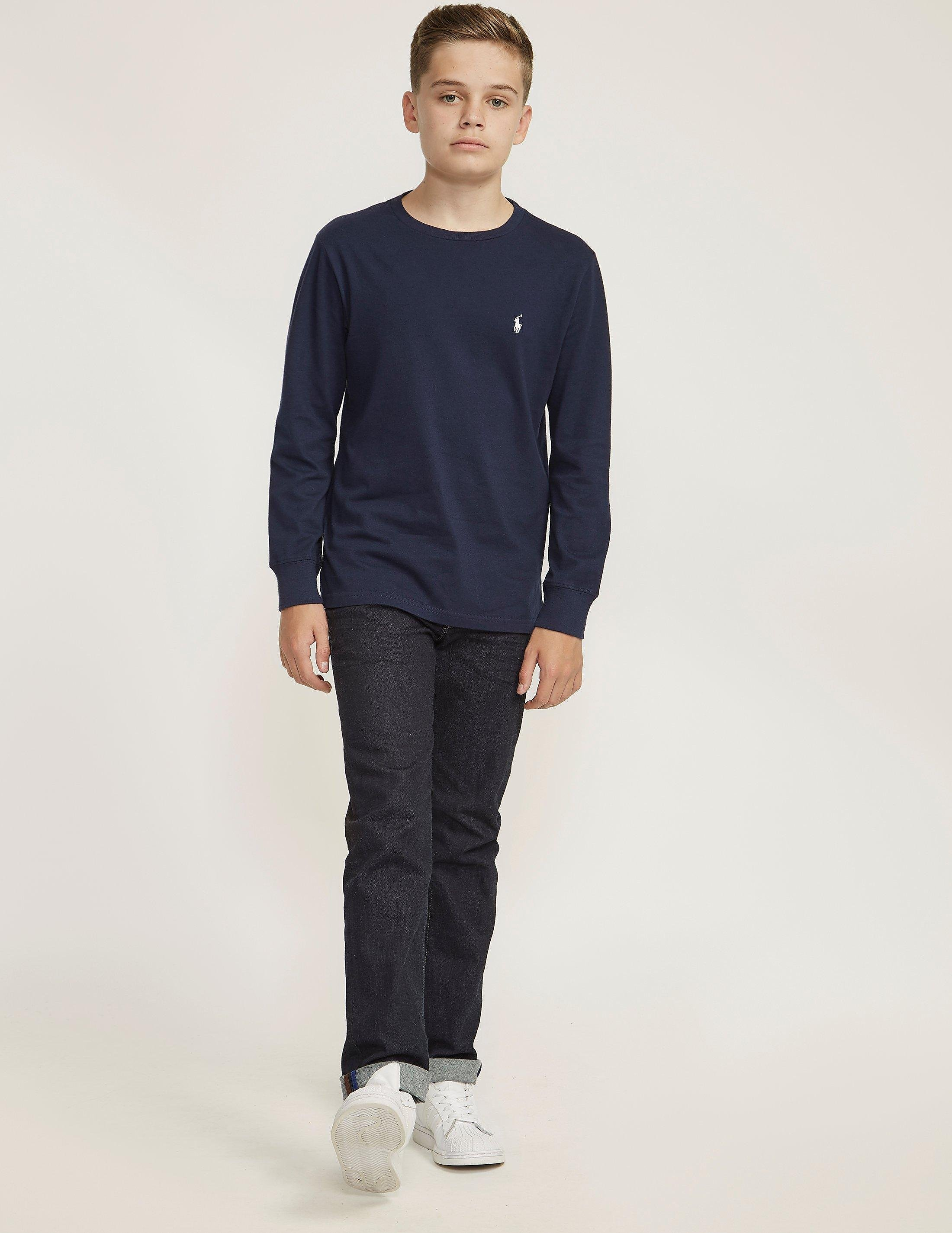 Polo Ralph Lauren Long Sleeve Crew Neck T-Shirt