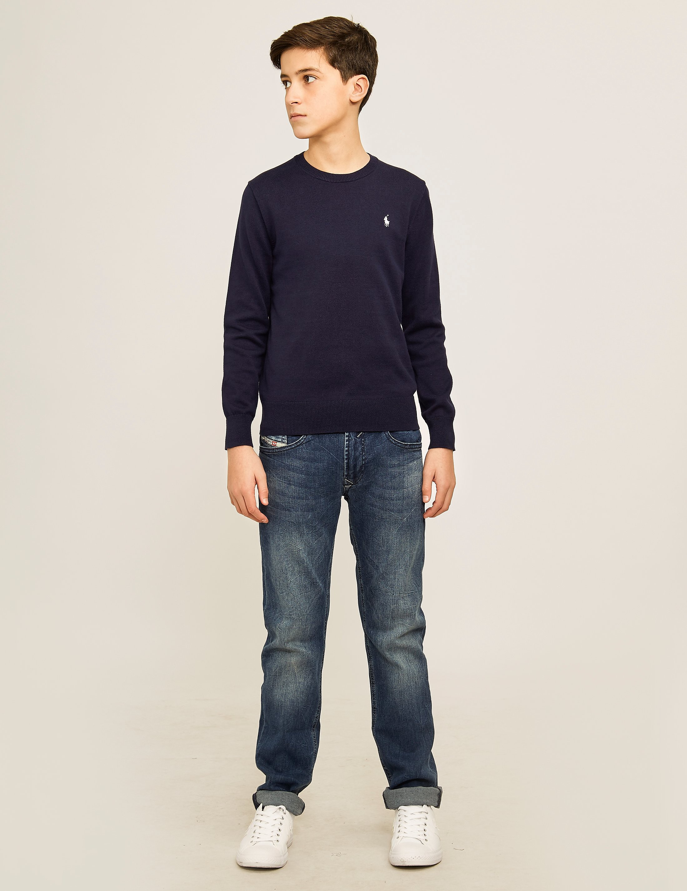 Polo Ralph Lauren Crew Knit