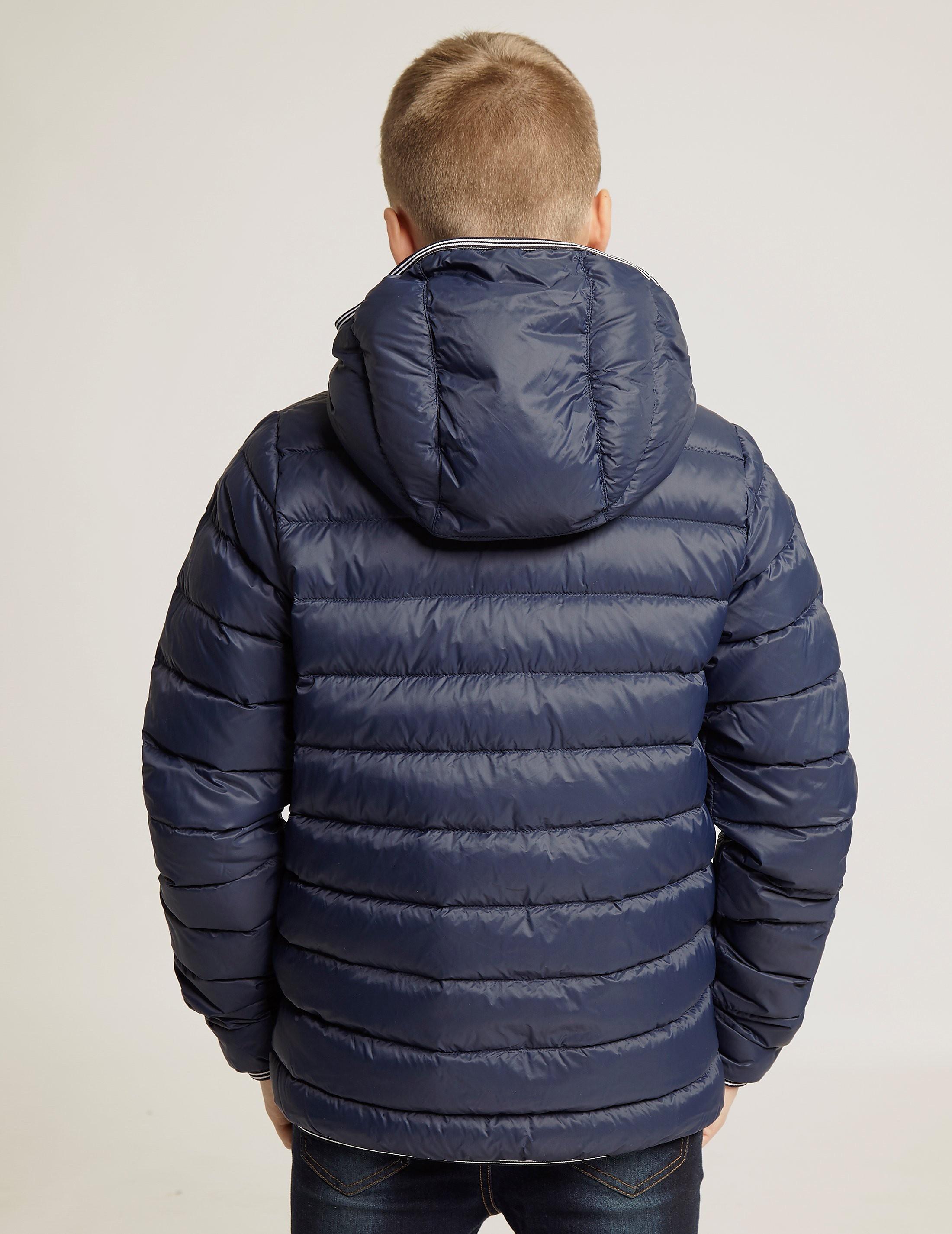 BOSS Hooded Bubble Jacket