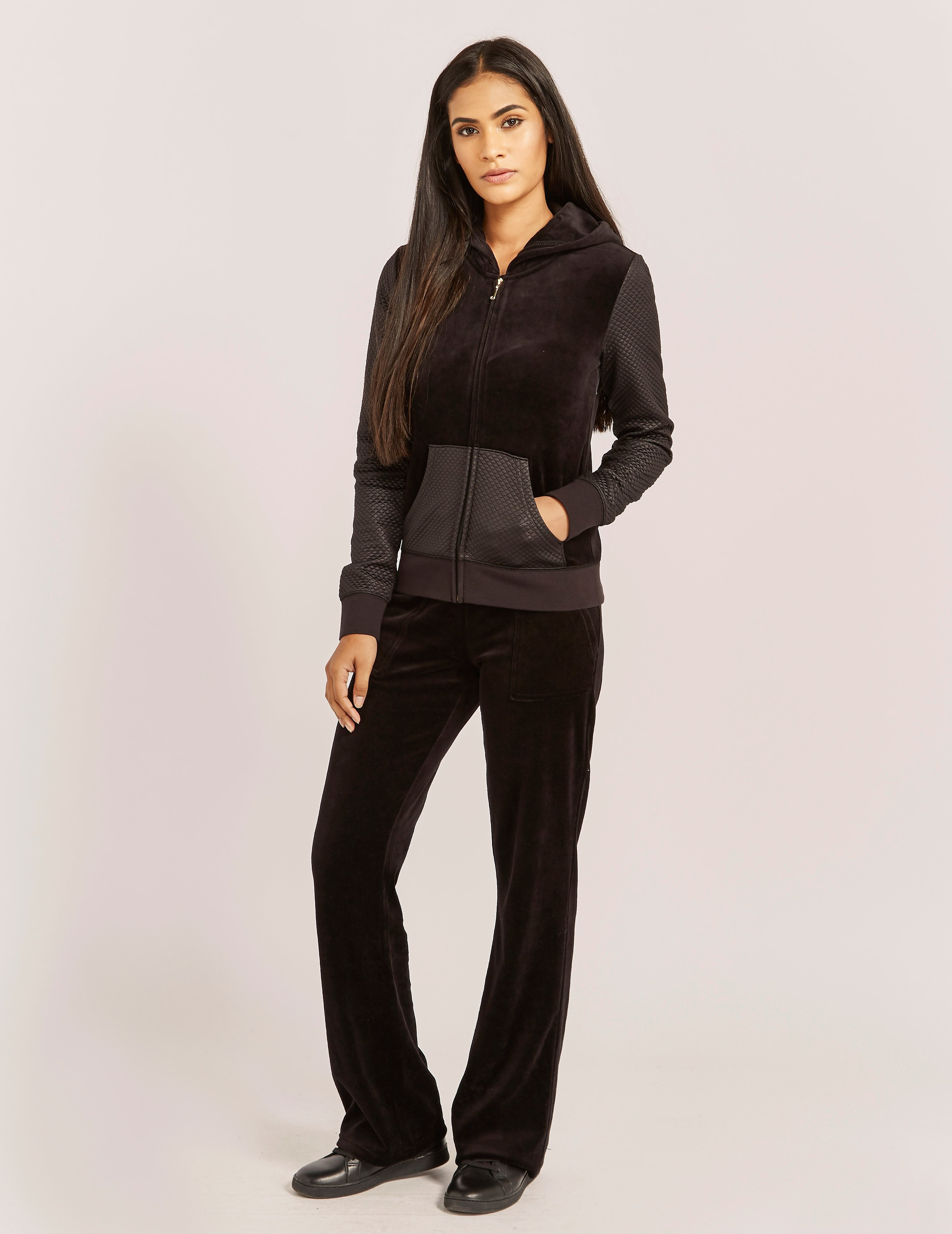 Juicy Couture Robert Quilted Jacket