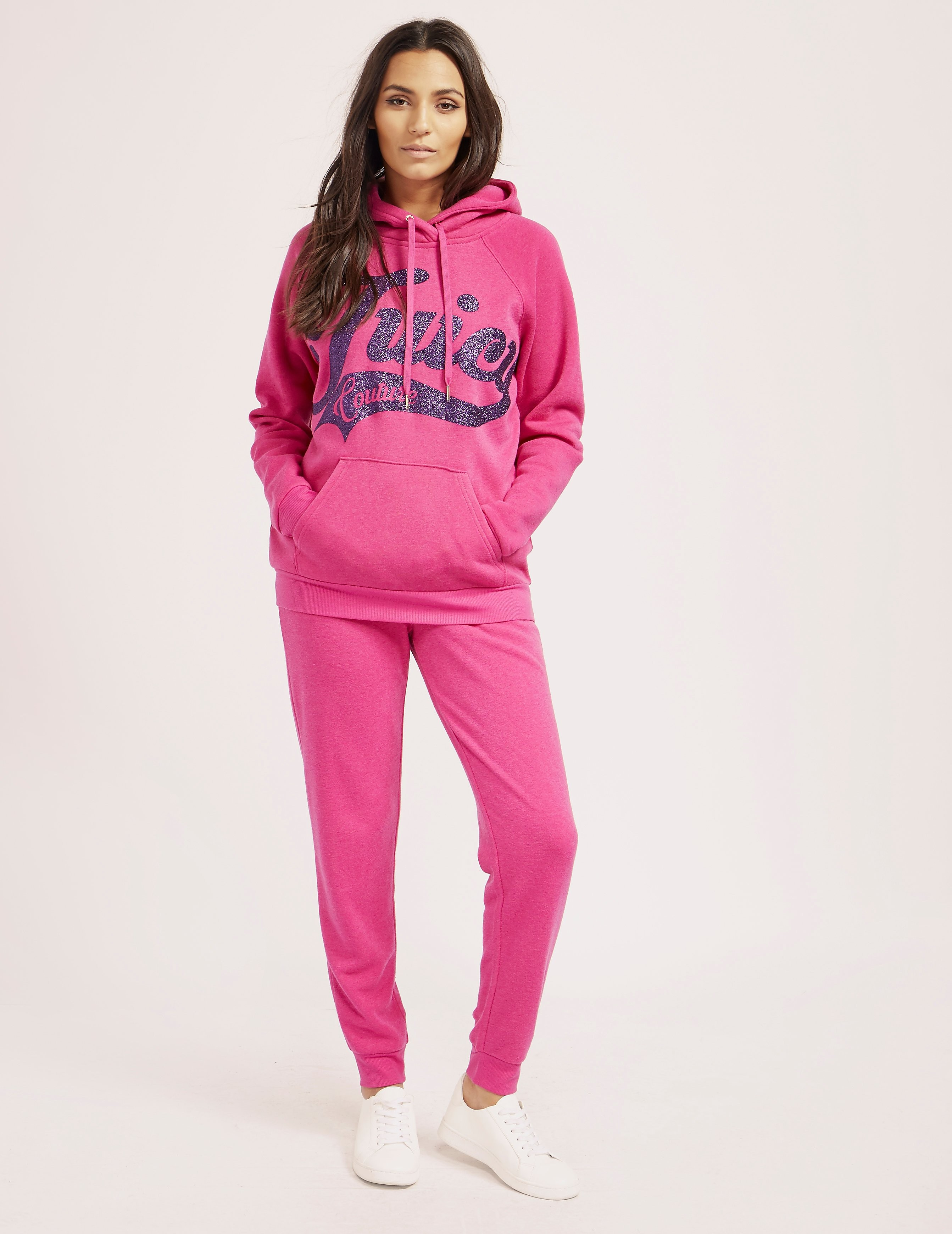 Juicy Couture Glitter Hoody