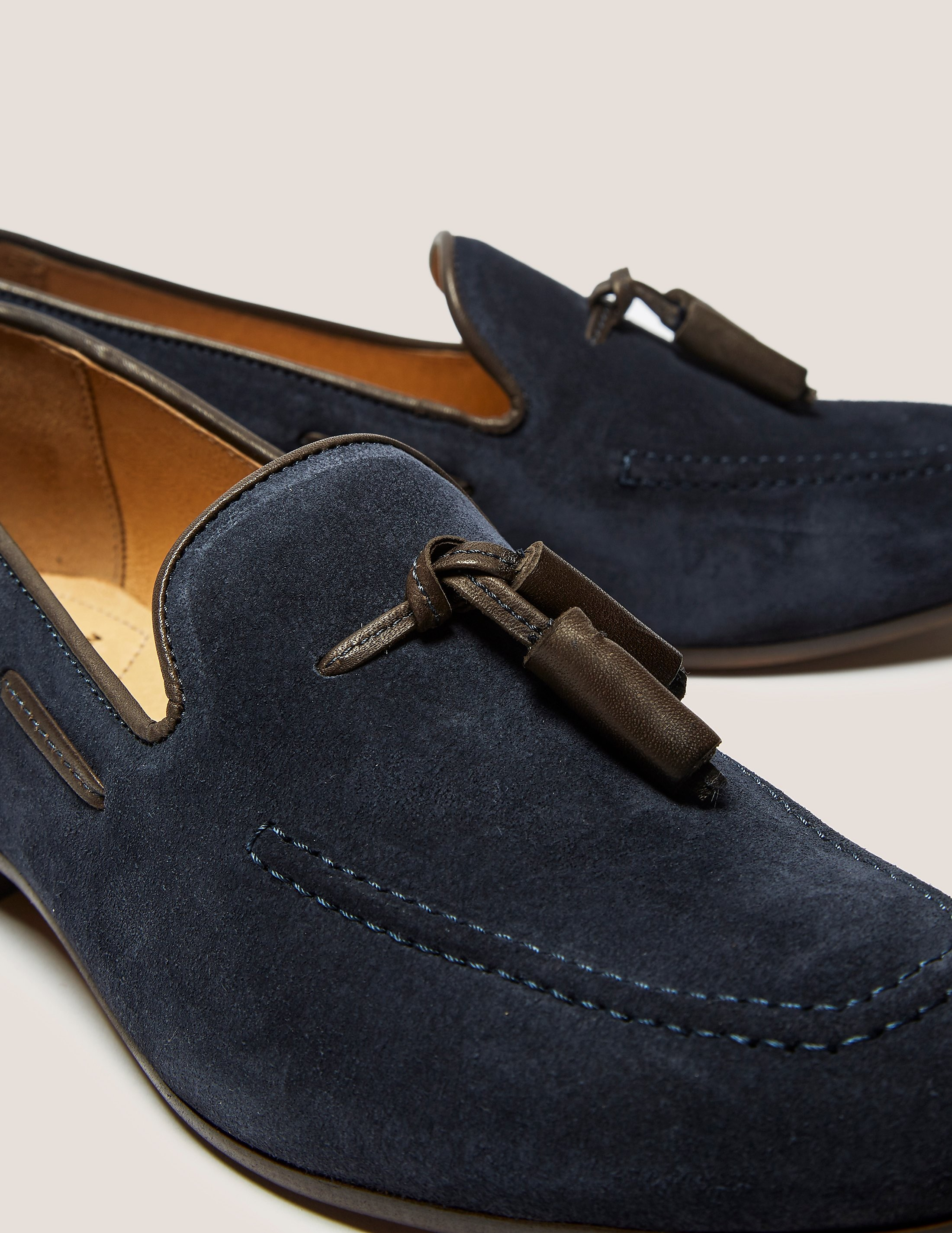 H by Hudson Pierre Suede Loafer