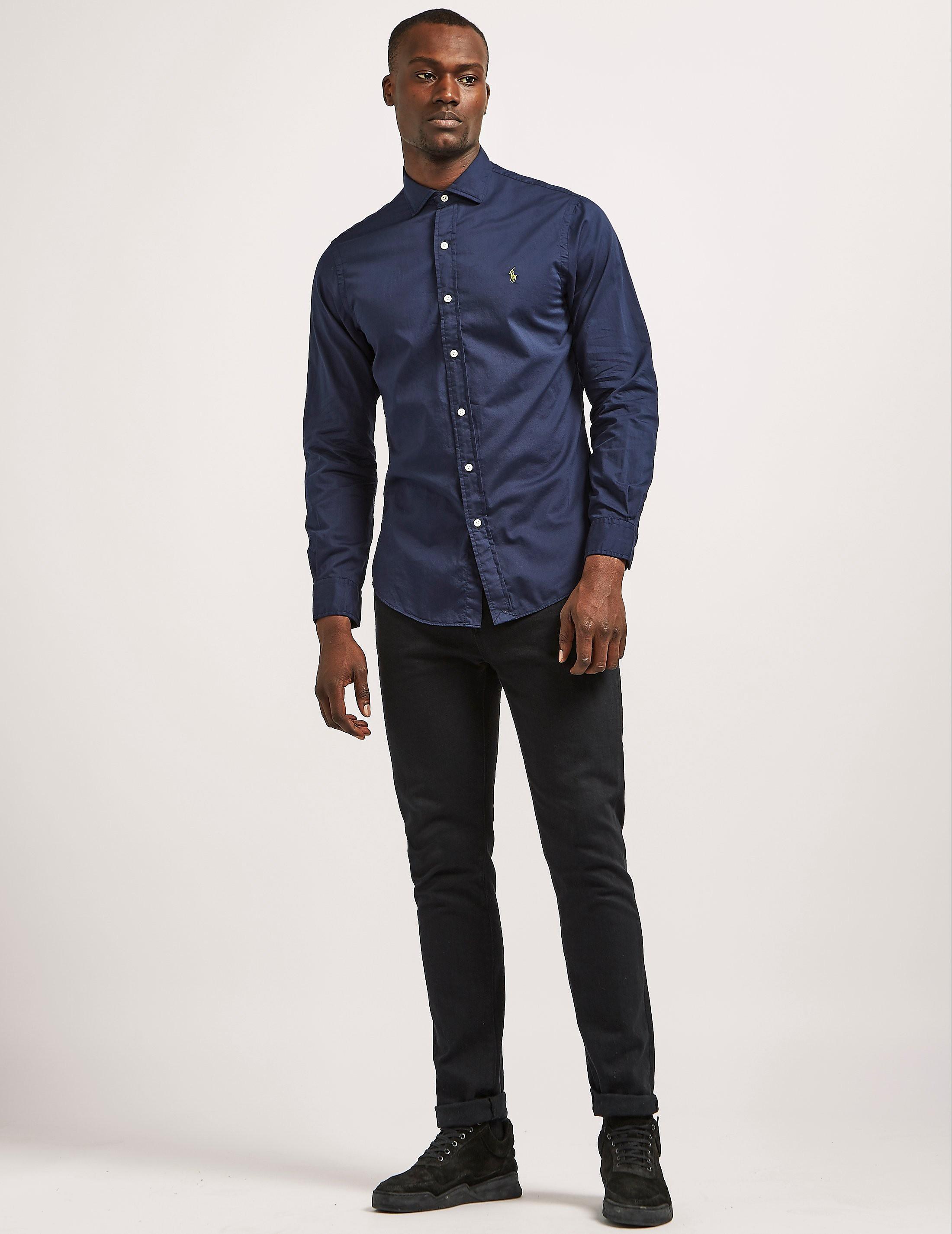 Polo Ralph Lauren Cotton Twill Shirt