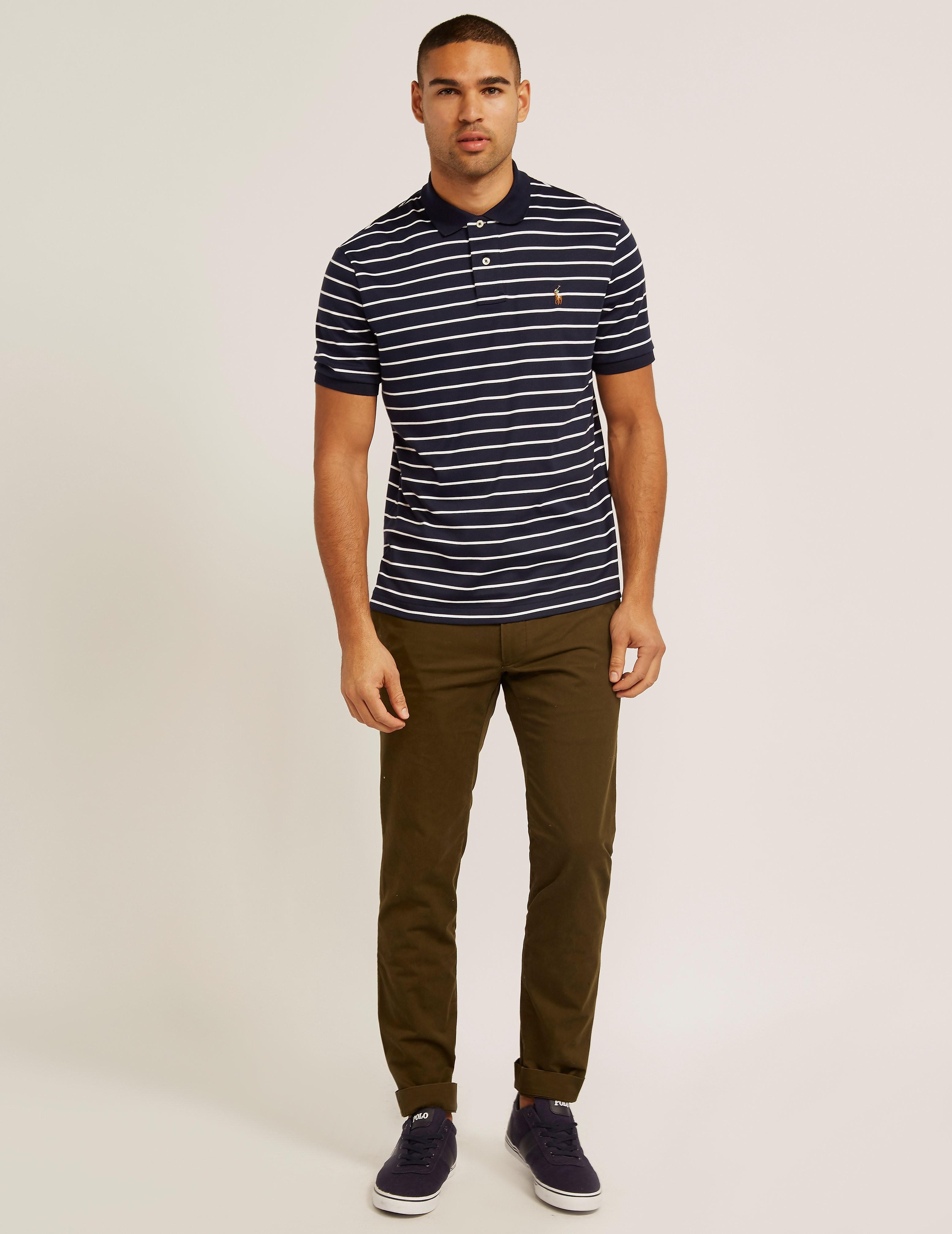 Polo Ralph Lauren Stripe Polo Shirt