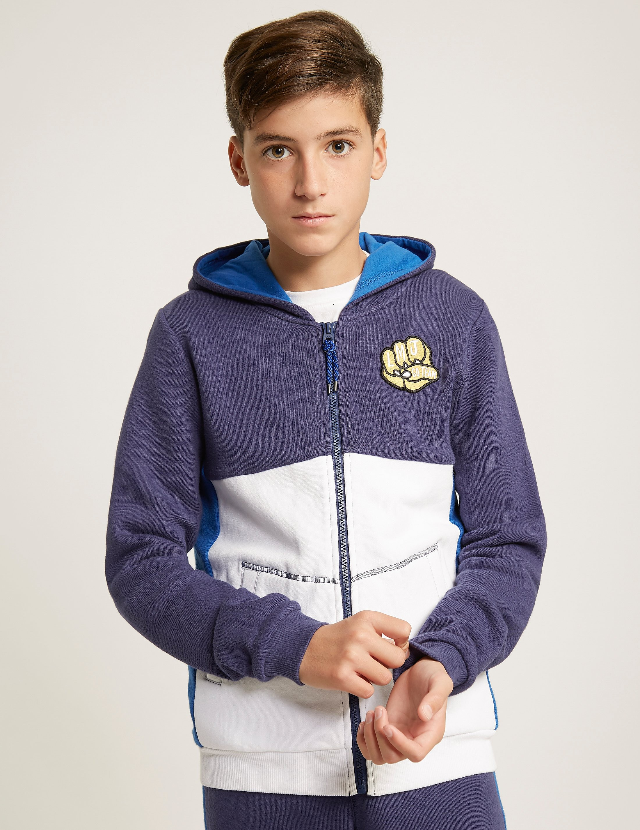 Little Marc Jacobs Hooded Track Top