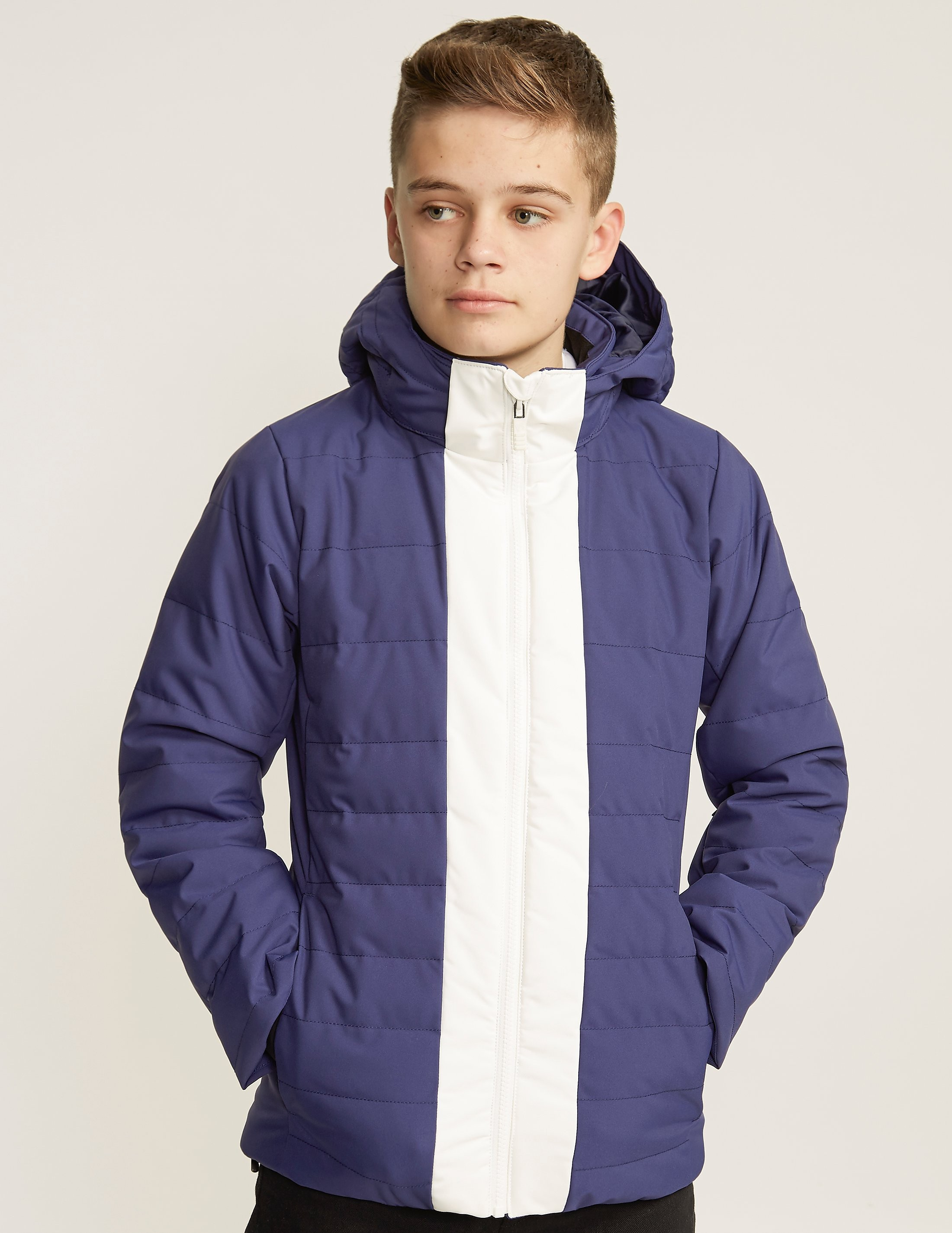 Fusalp Hooded Bubble Jacket