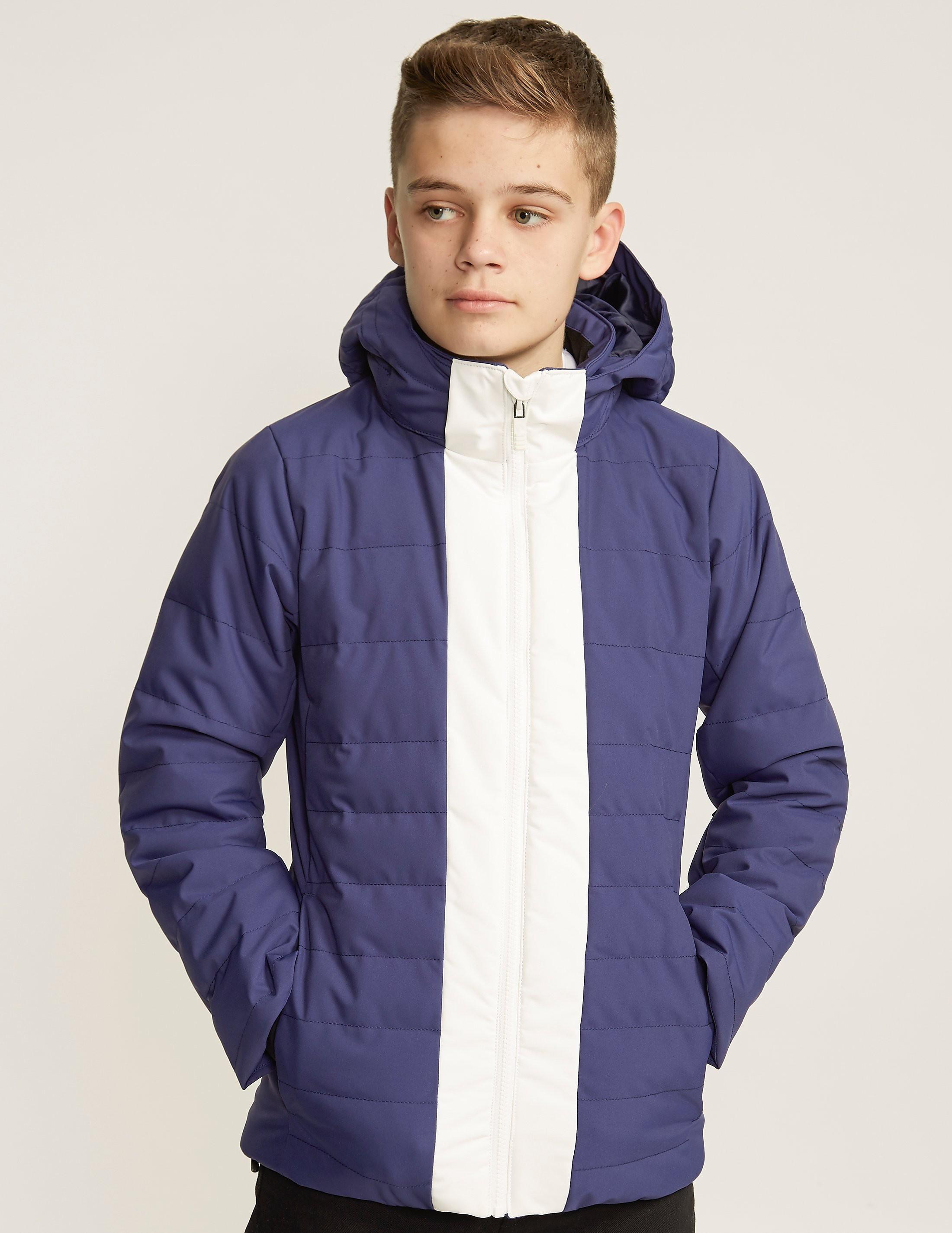 Fusalp Hooded Bubble Jacket