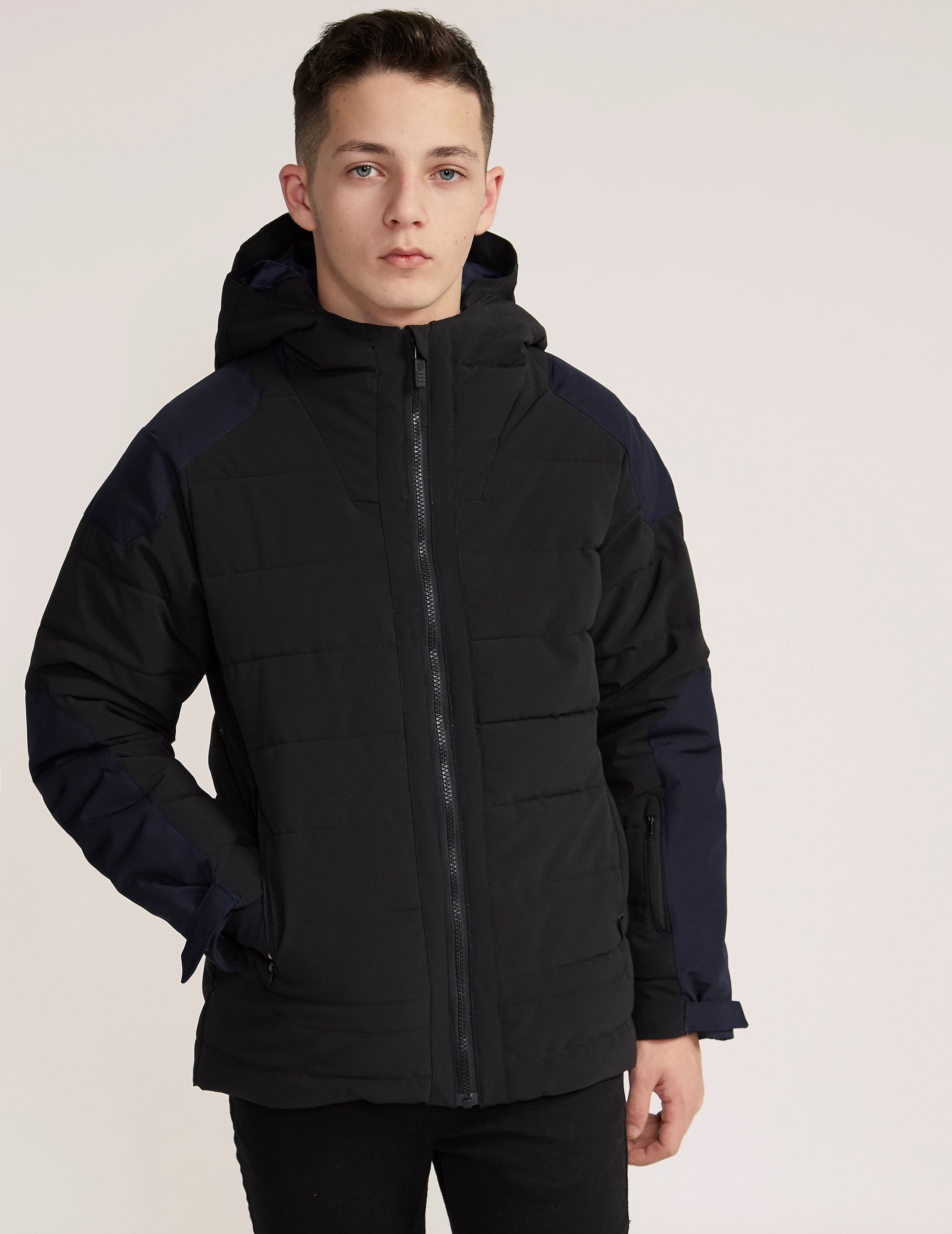 Fusalp Panel Bubble Jacket