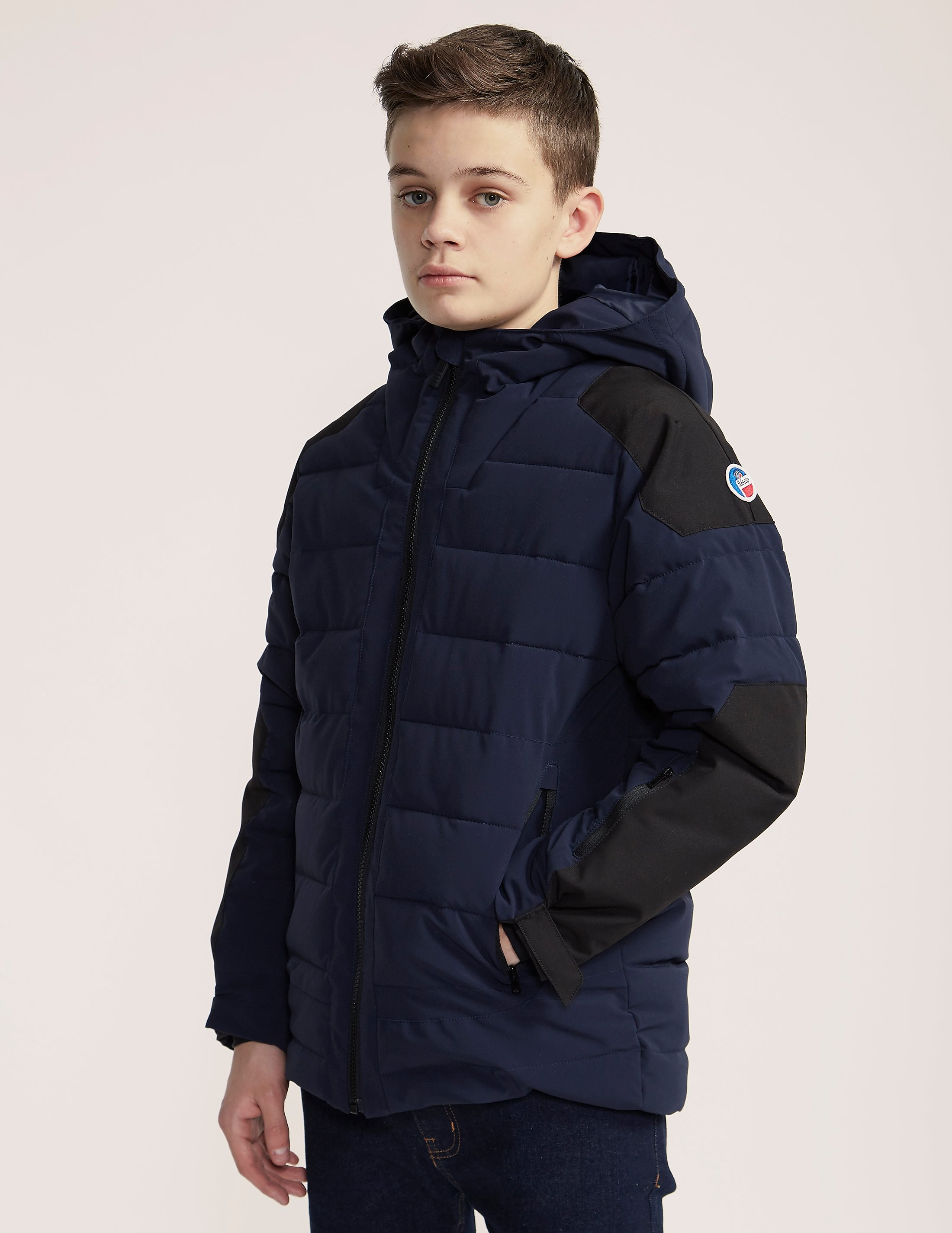 Fusalp Panel Bubble Jacket