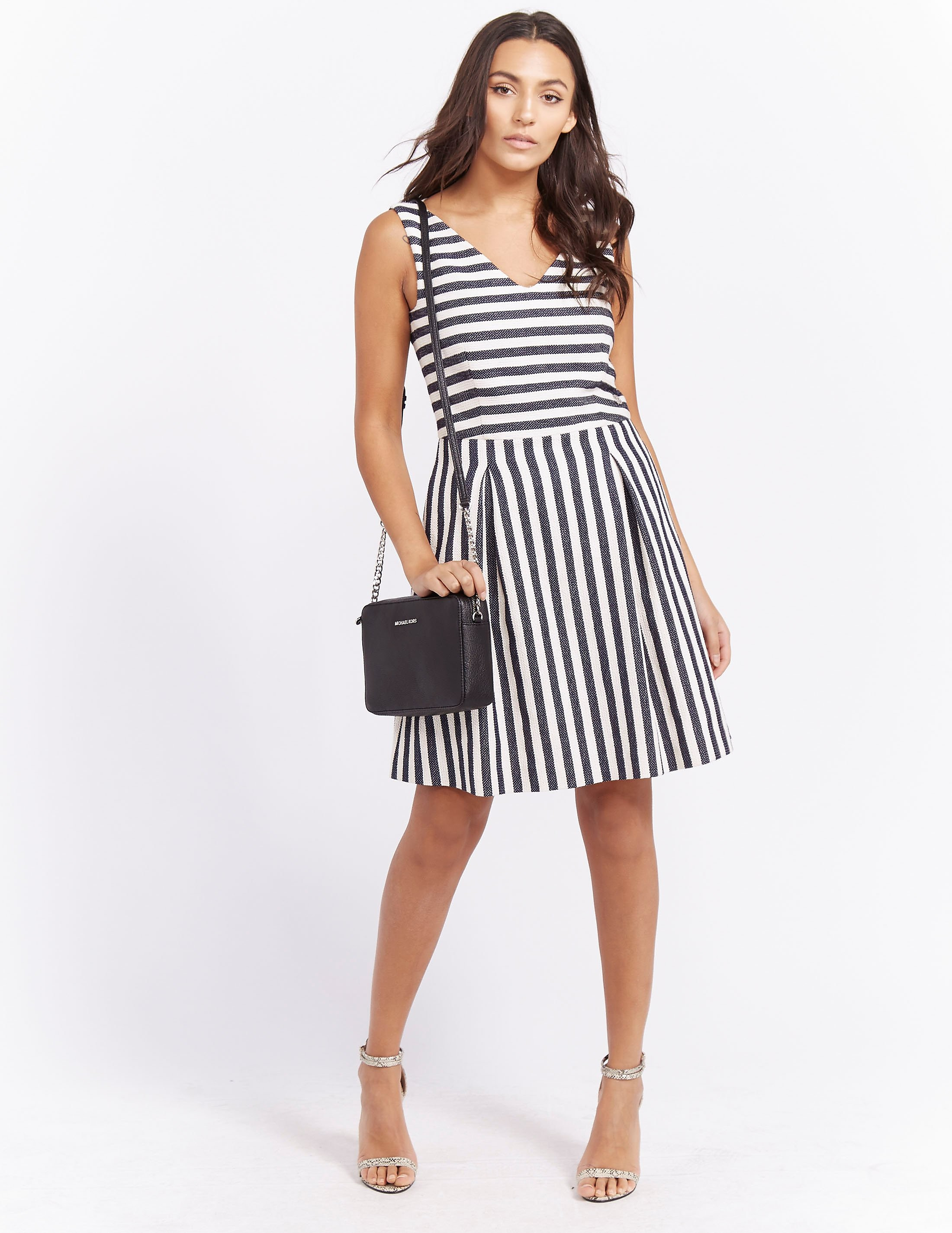 Armani Jeans Striped Dress