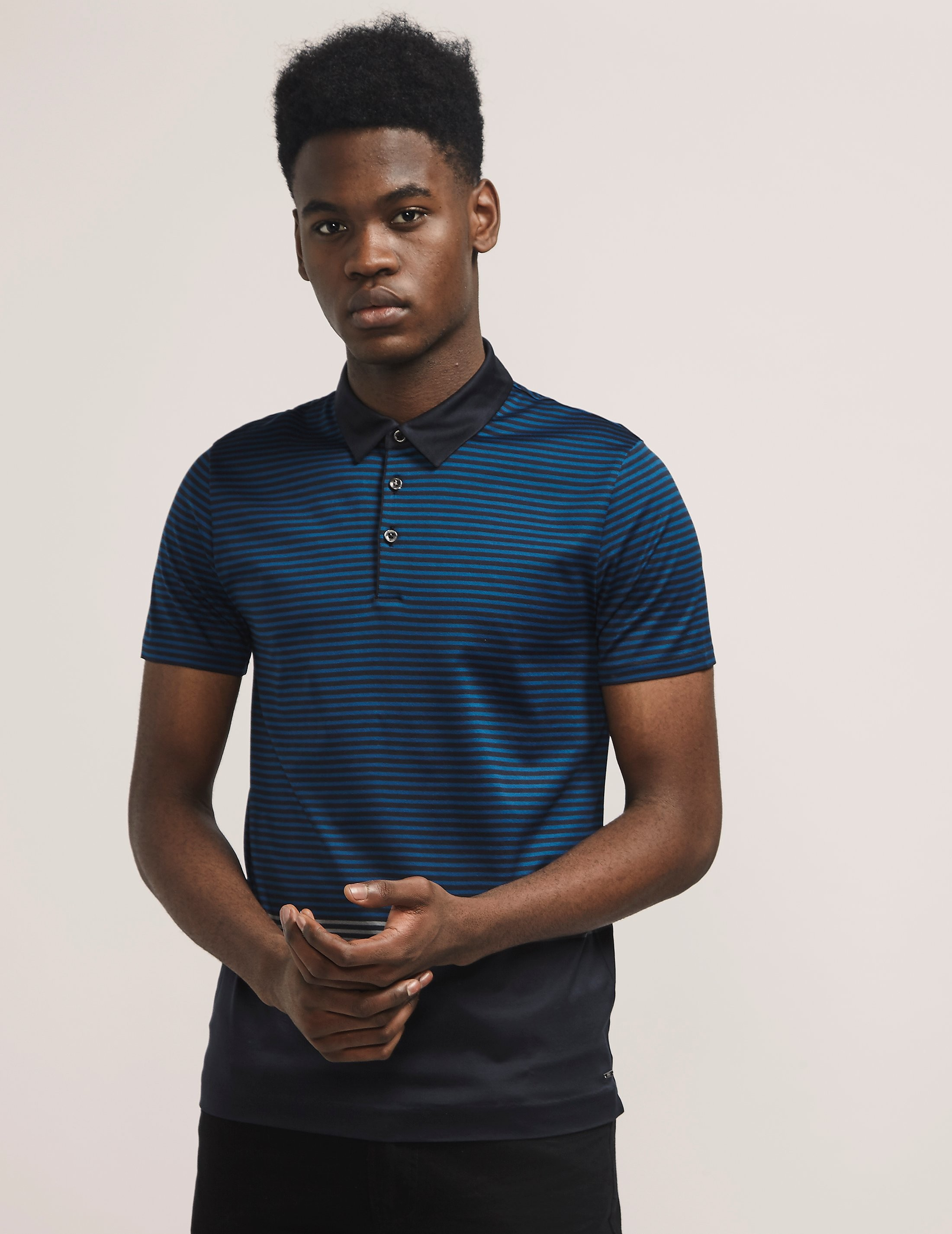 BOSS Green Platt 04 Short Sleeve Polo Shirt