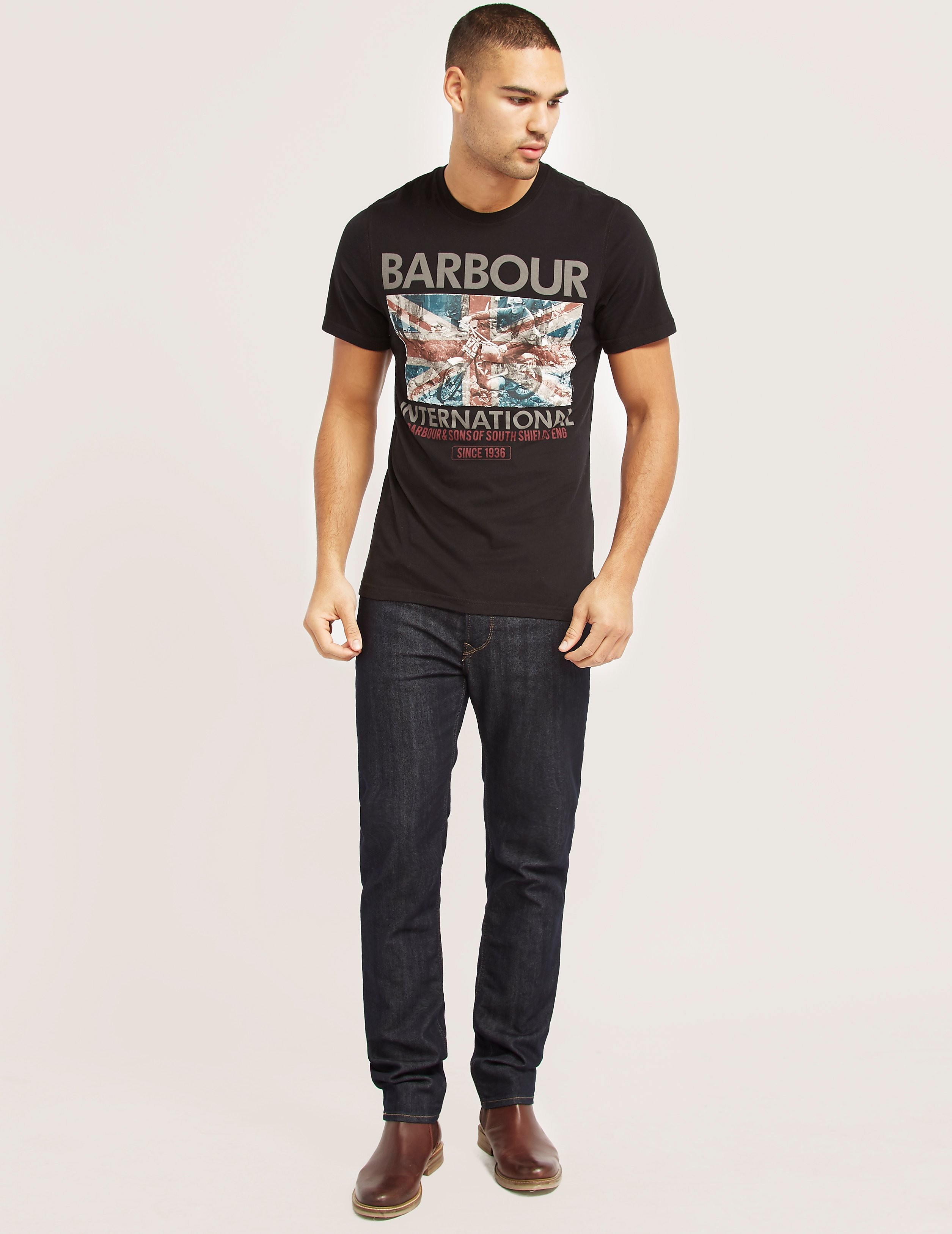 Barbour International Hydro T-Shirt