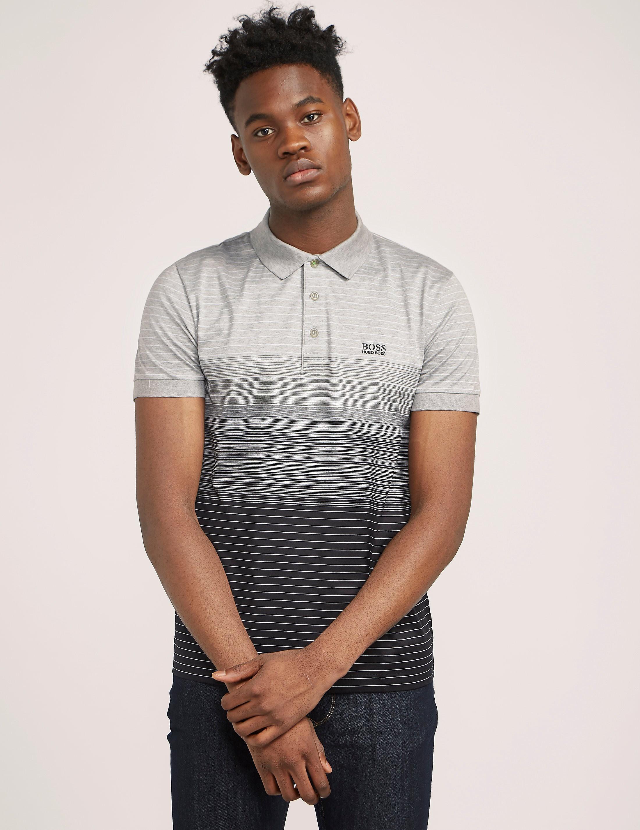 BOSS Green Paddy 3 Short Sleeve Polo Shirt