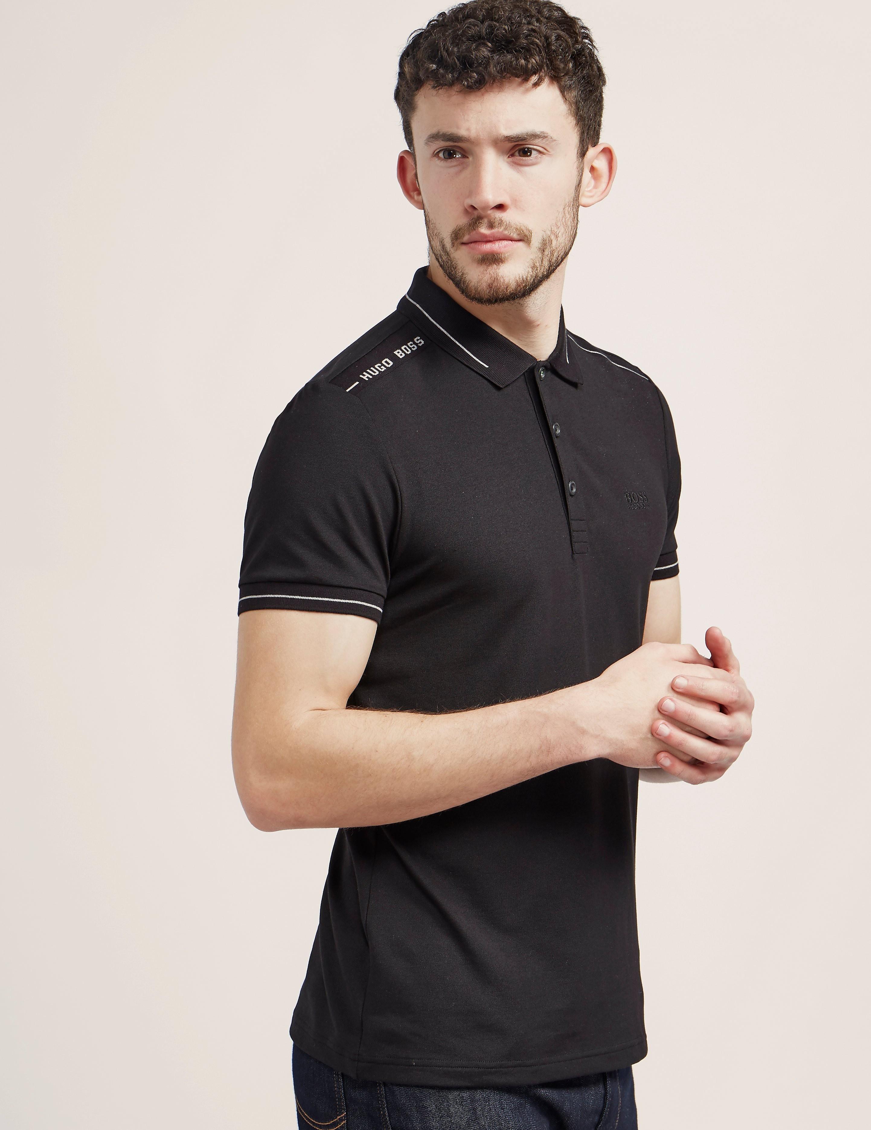 BOSS Green Paule Short Sleeve Polo Shirt