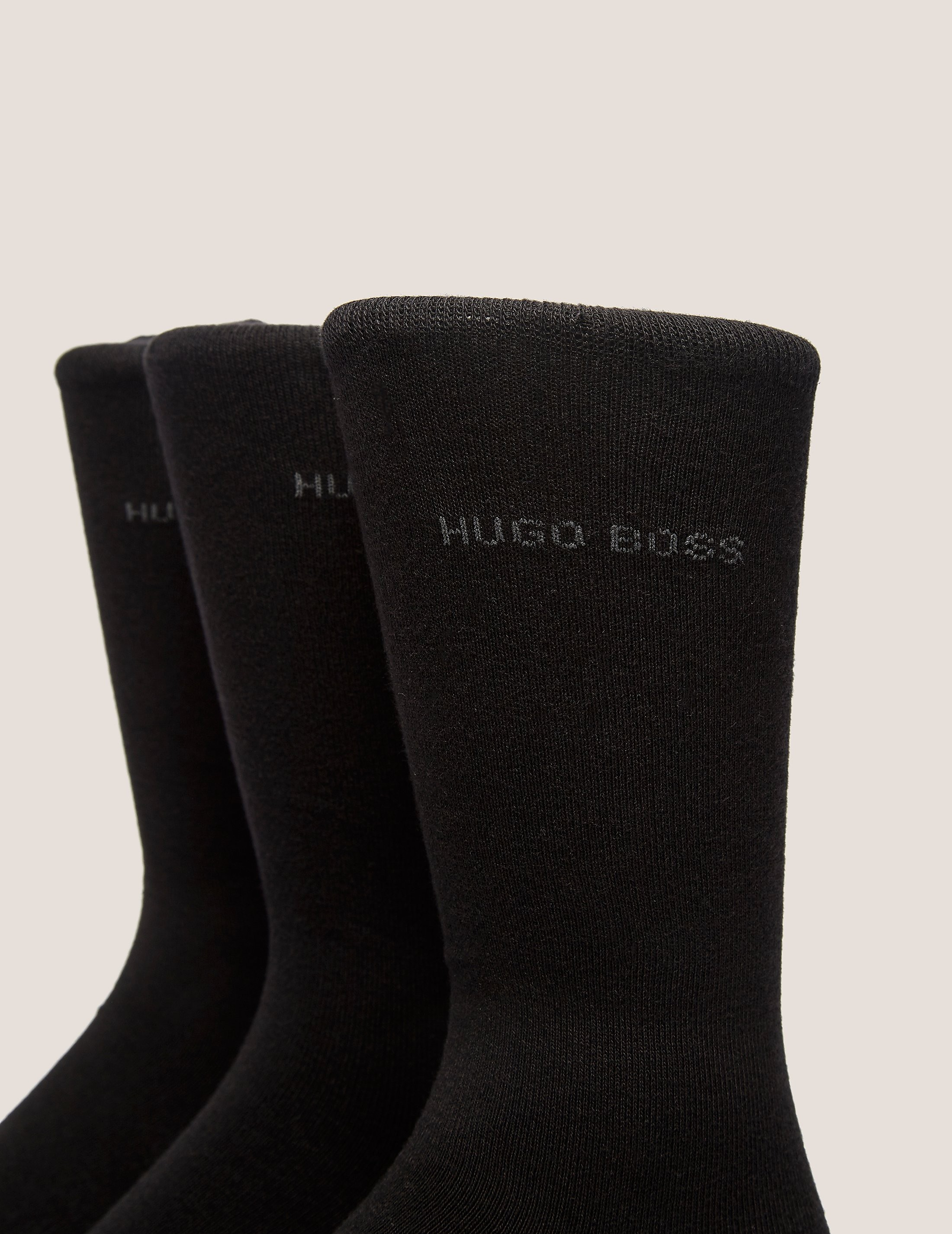 BOSS 3 Pack Socks