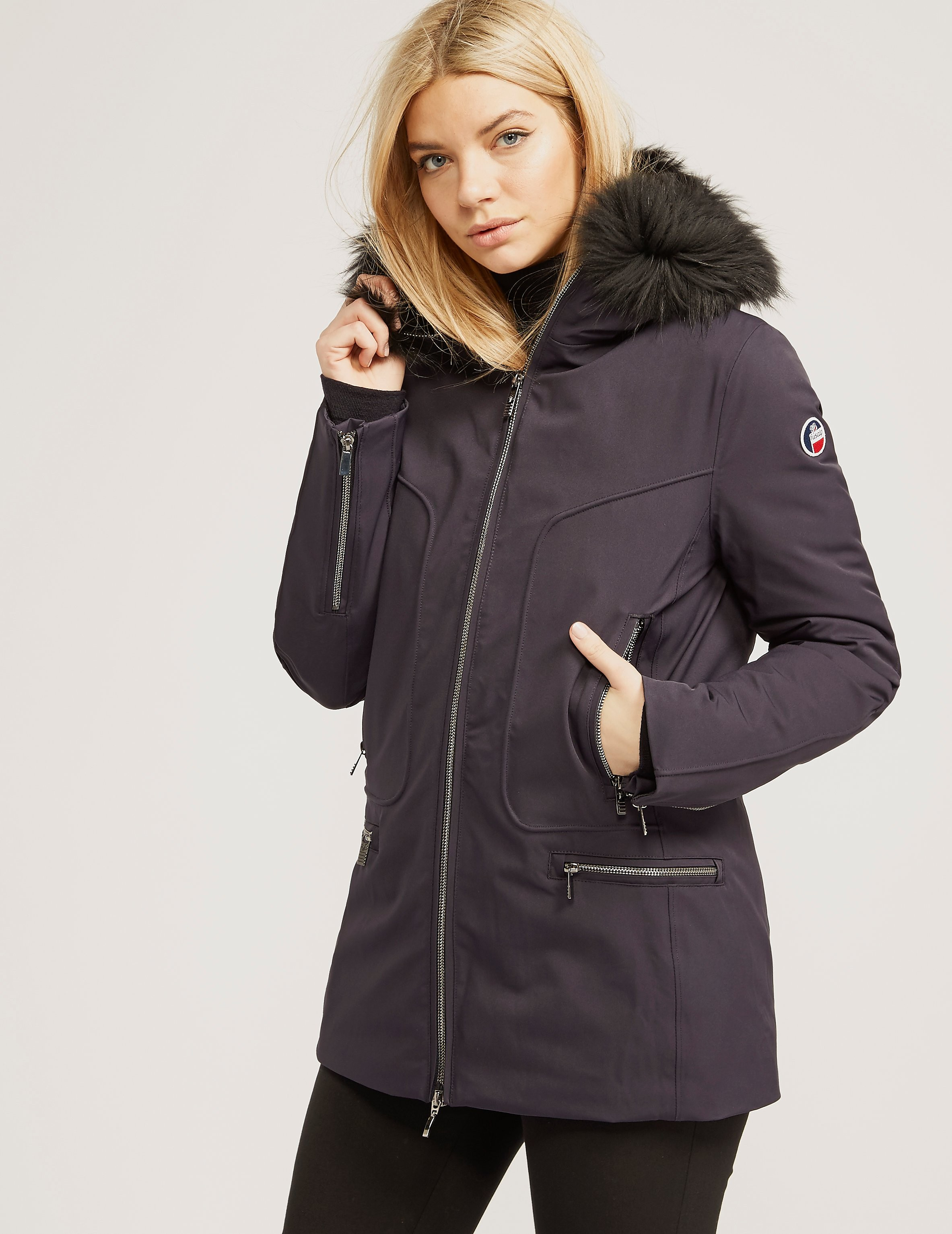 Fusalp Long Parka Jacket