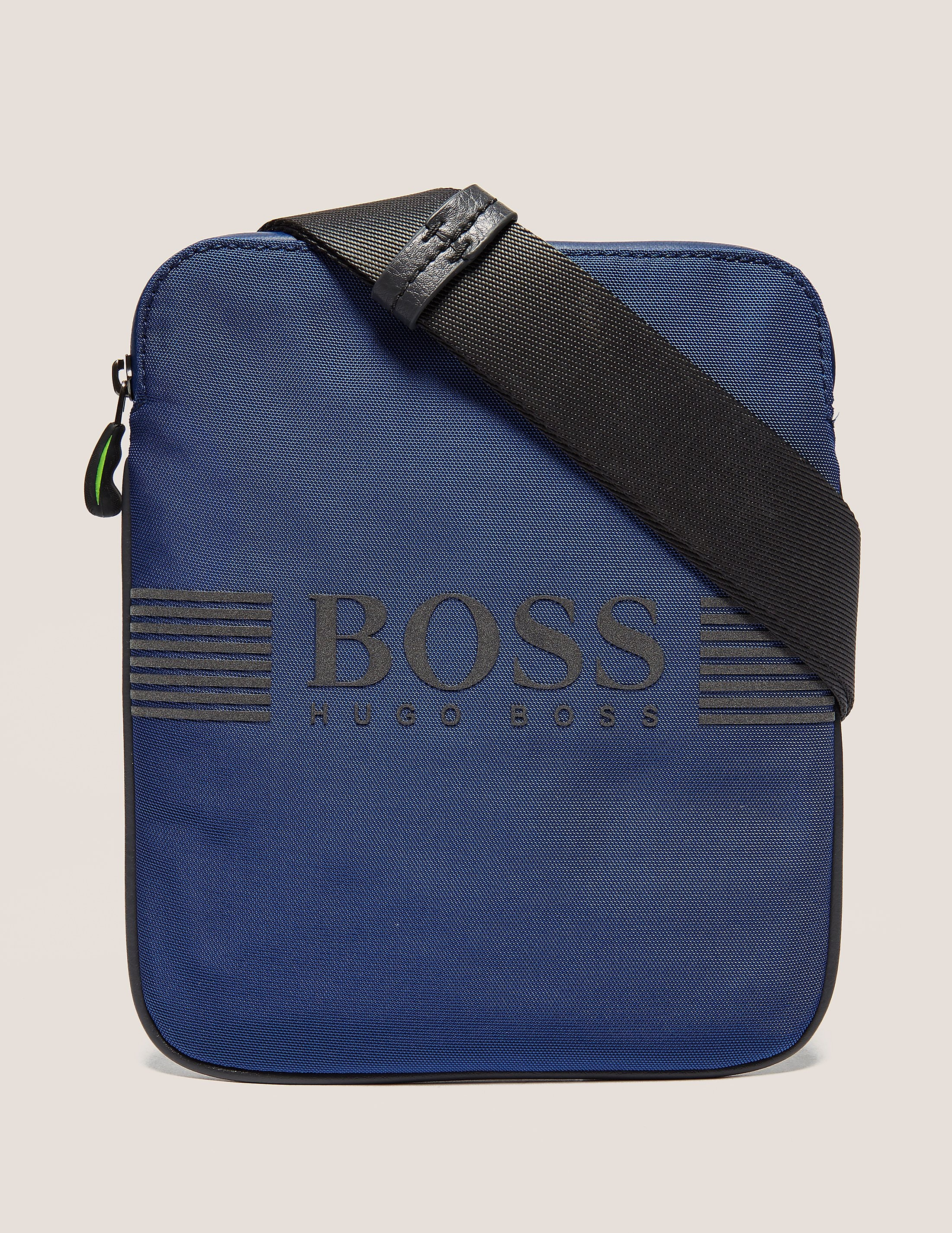 BOSS Green Pixels Stash Bag