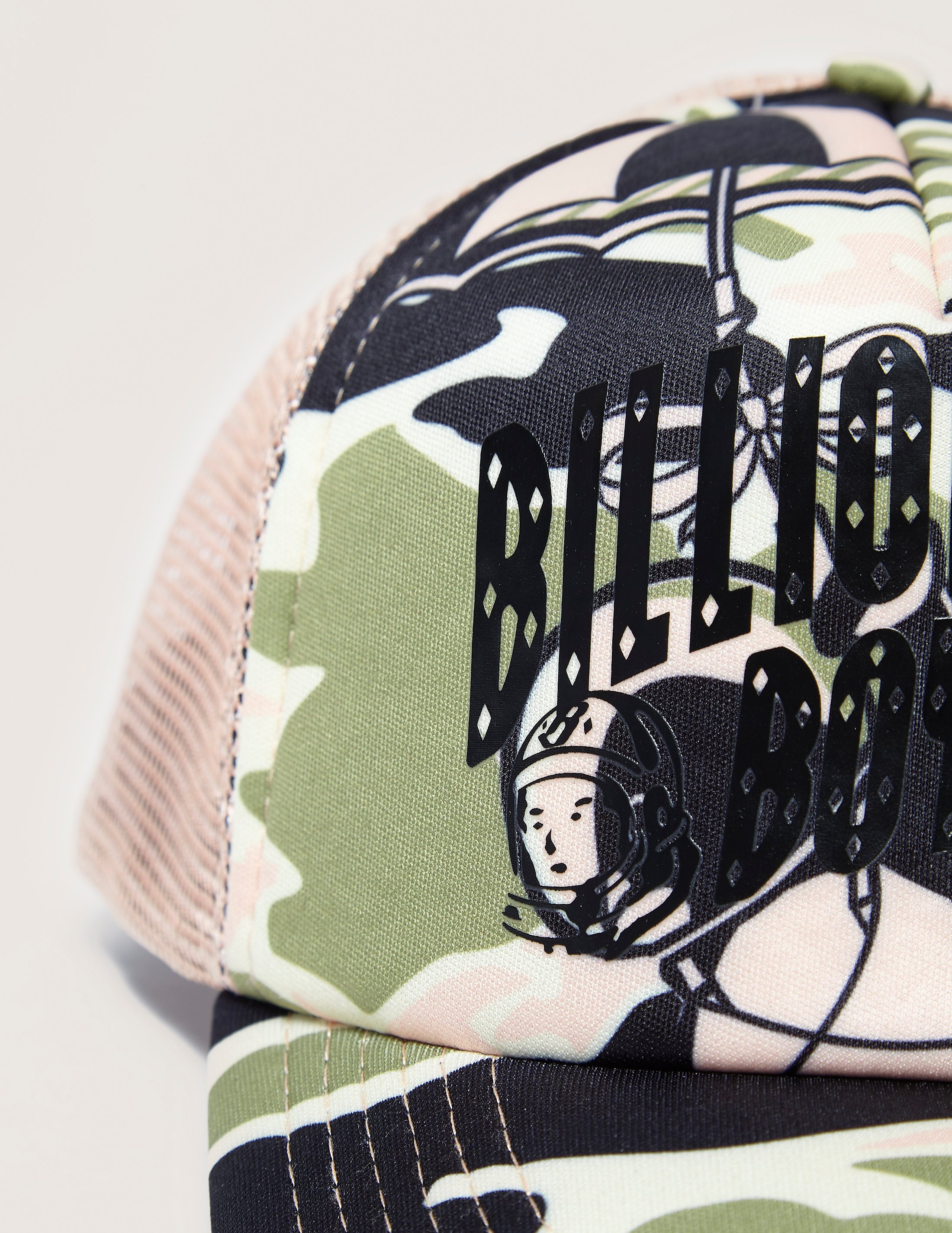 Billionaire Boys Club Arch Trucker Cap