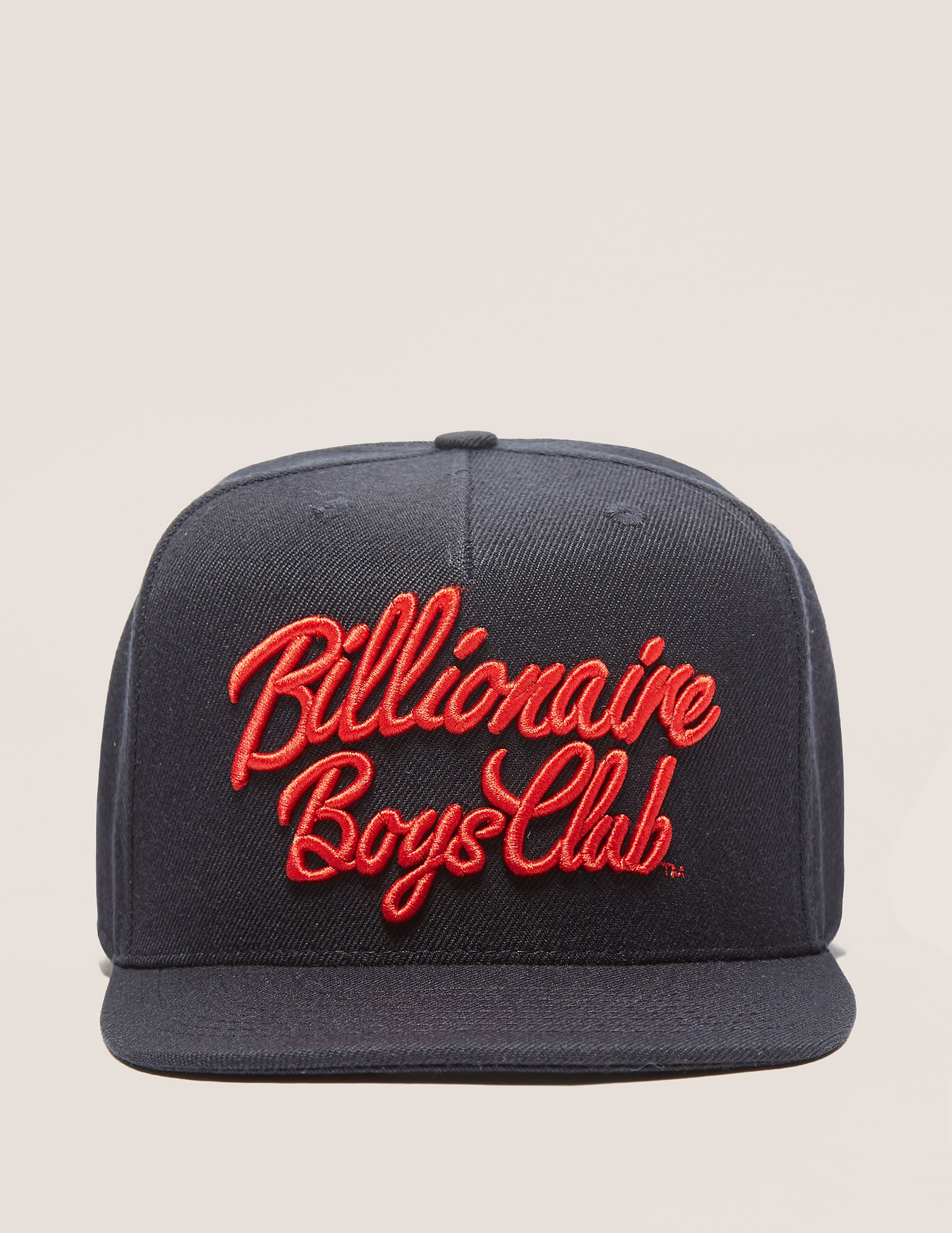 Billionaire Boys Club Script Snapback