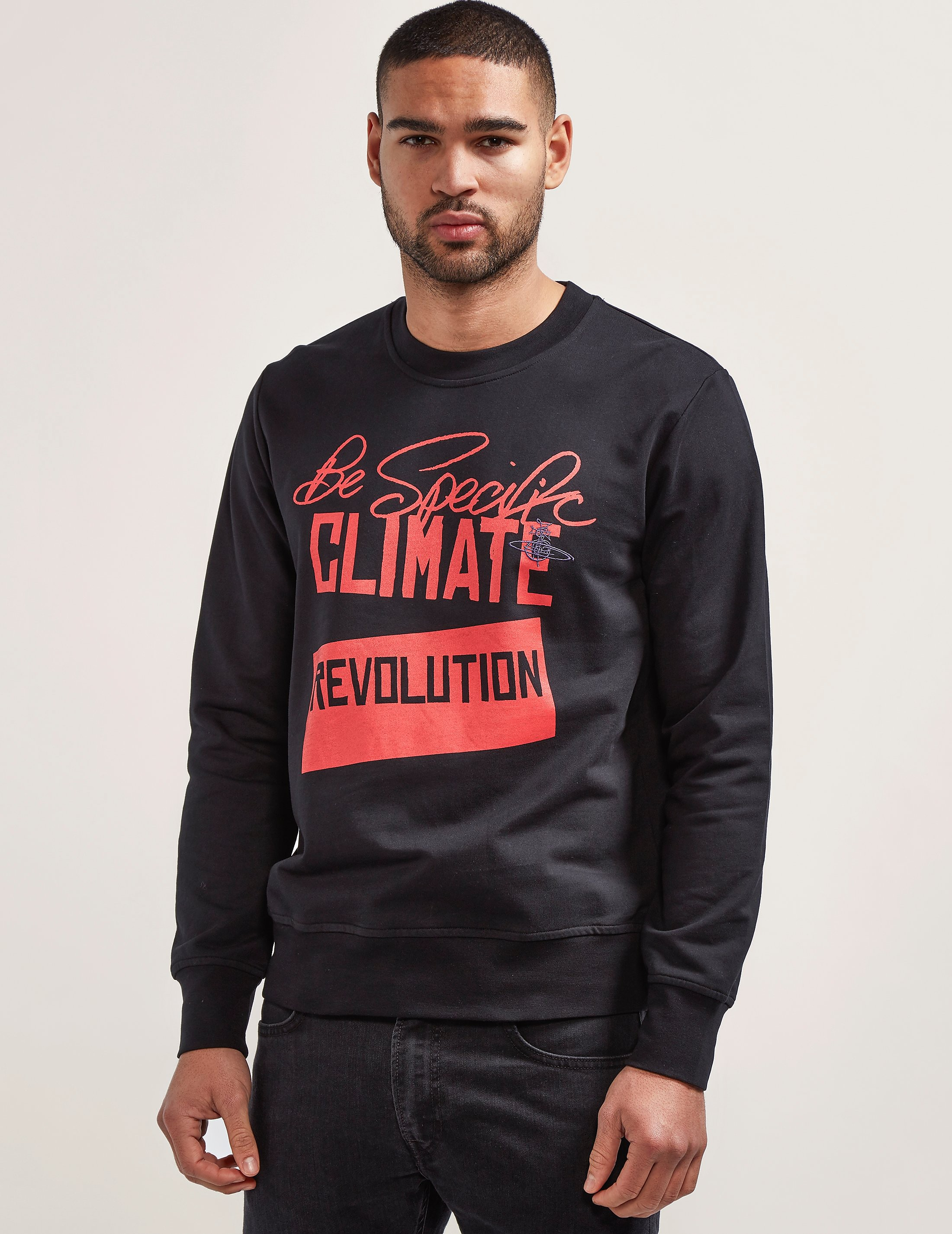Vivienne Westwood Be Specific Sweatshirt