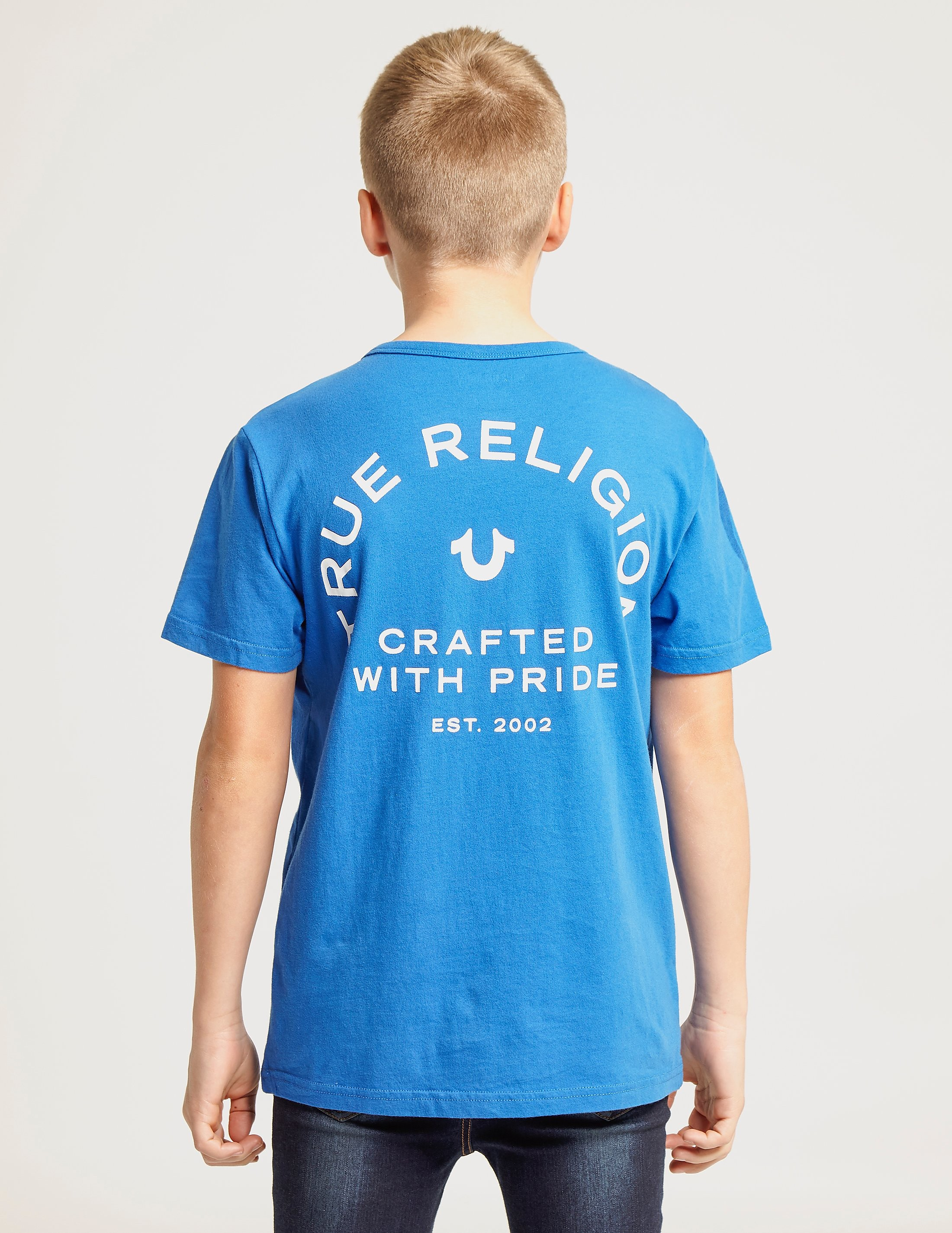 True Religion Crafted Short Sleeve T-Shirt