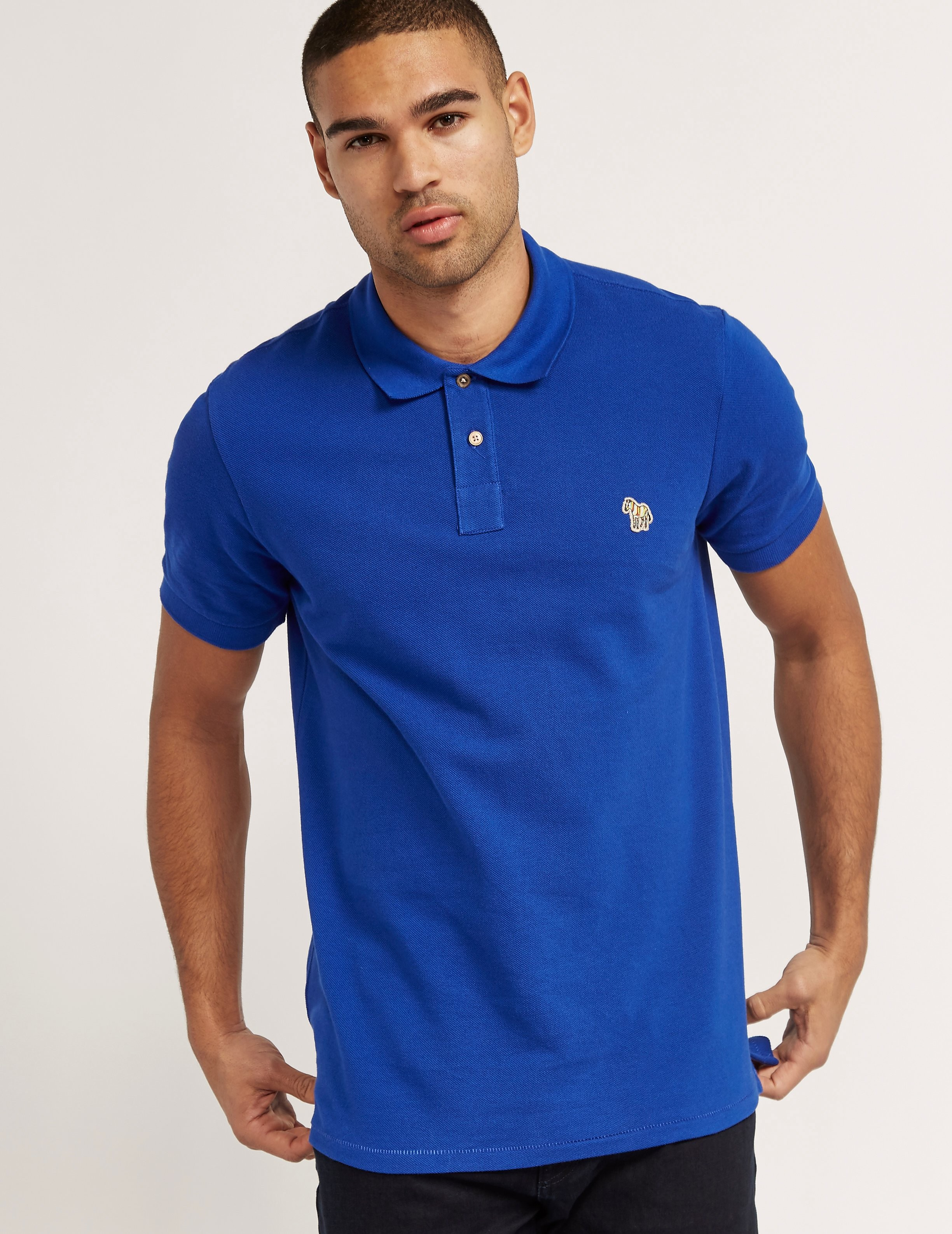 Paul Smith Zebra Polo Shirt