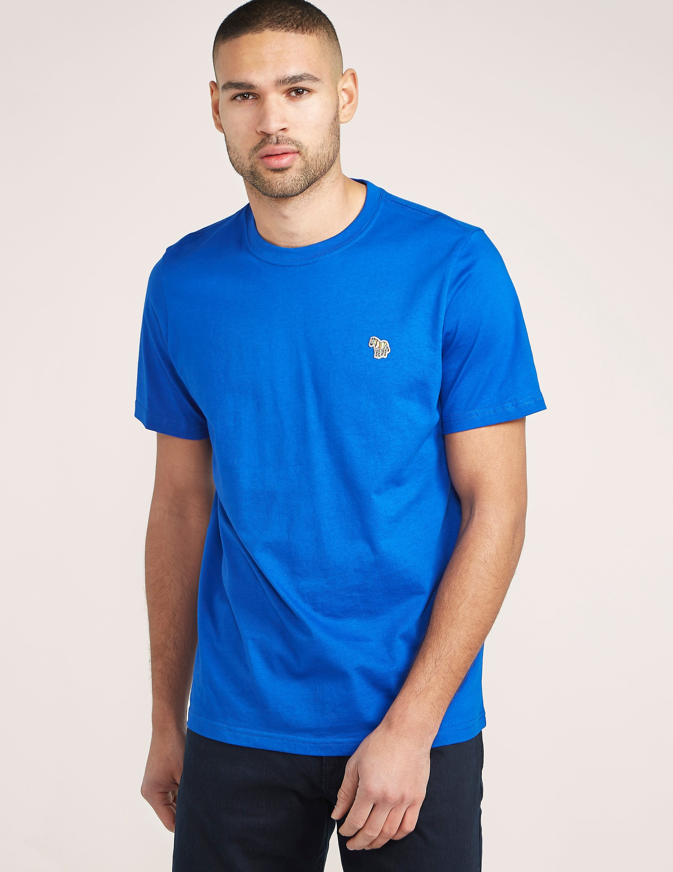 Paul Smith Zebra Logo Short Sleeve T-Shirt