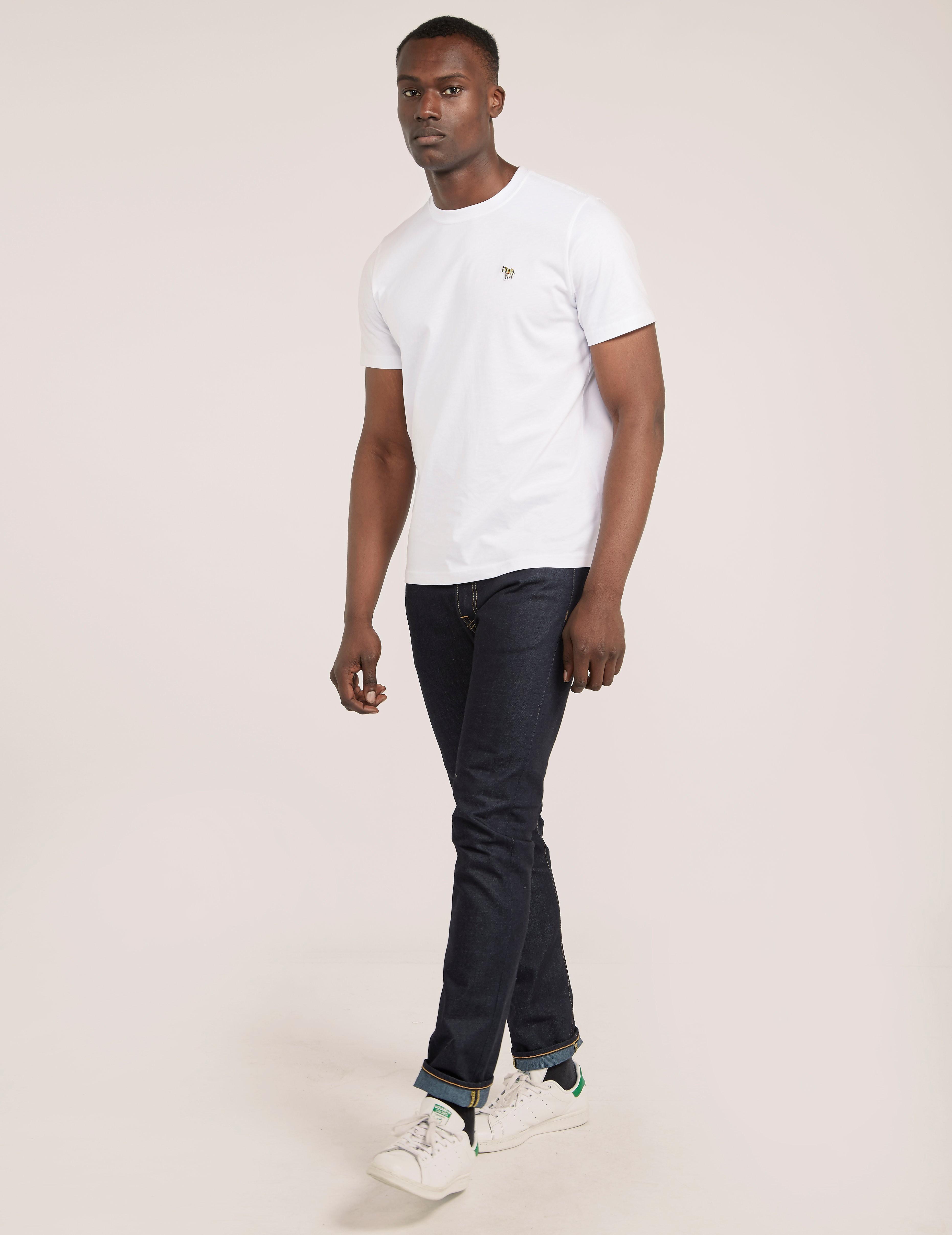 Paul Smith Zebra Logo Short Sleeve T-Shirt