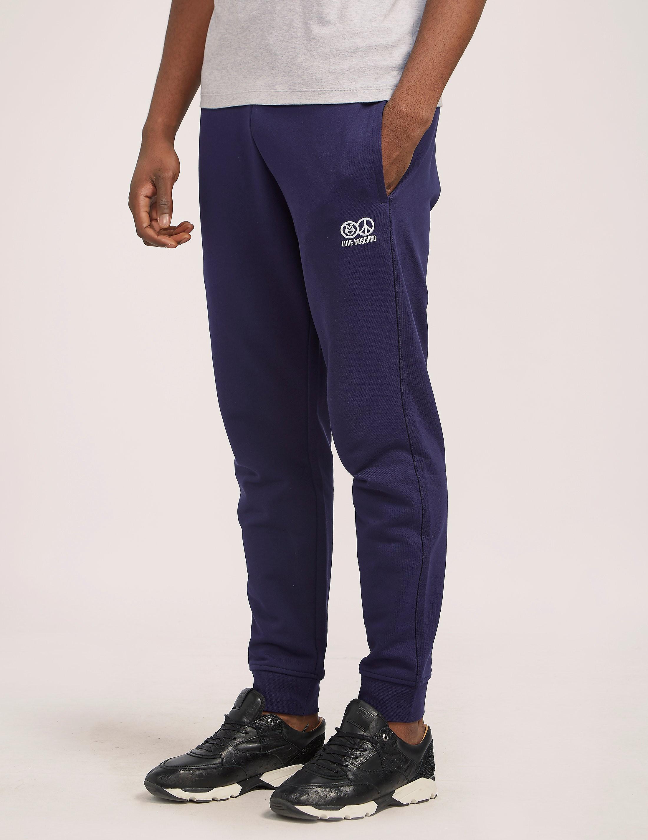 Love Moschino Peace Track Pants