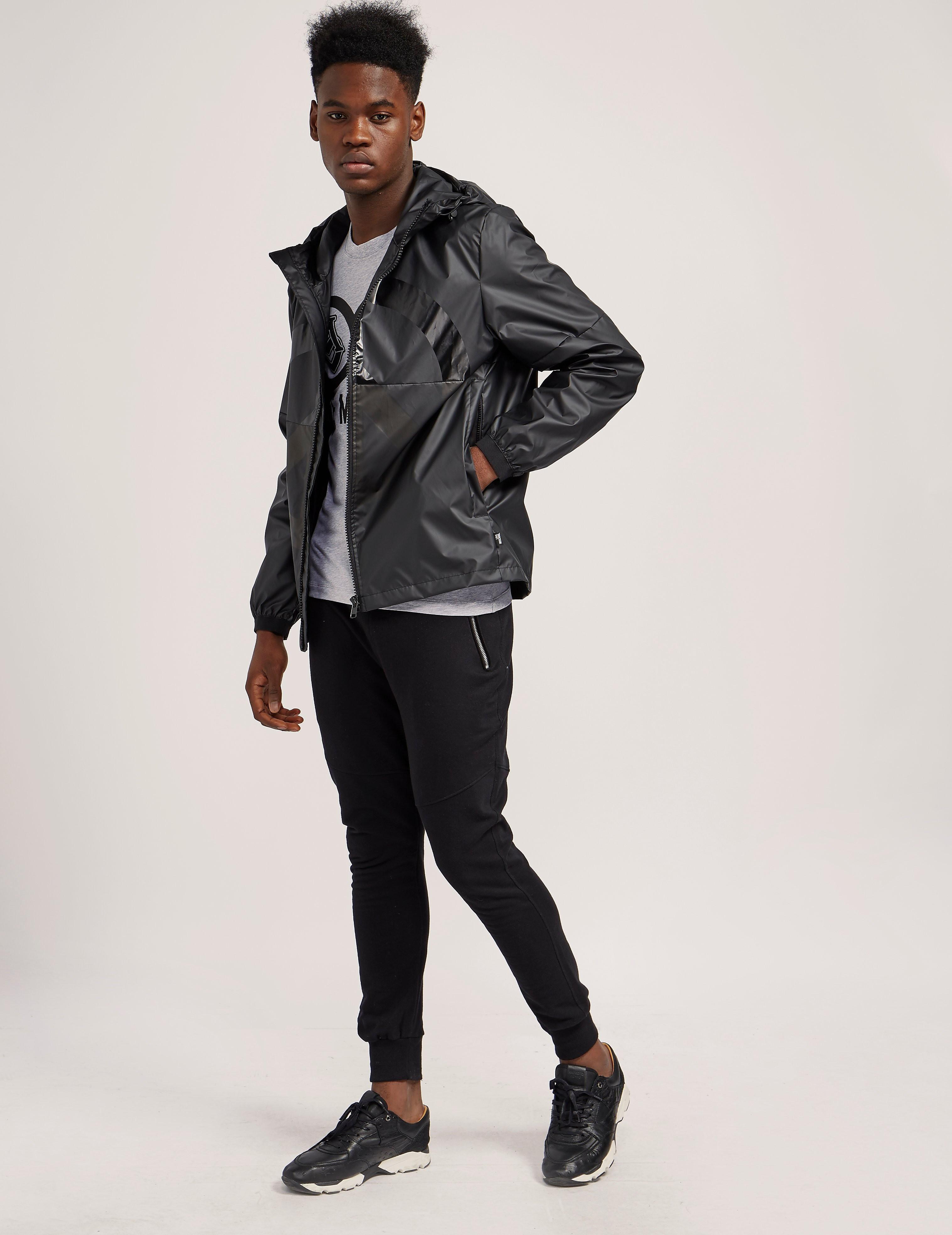 Love Moschino Peace Hooded Jacket