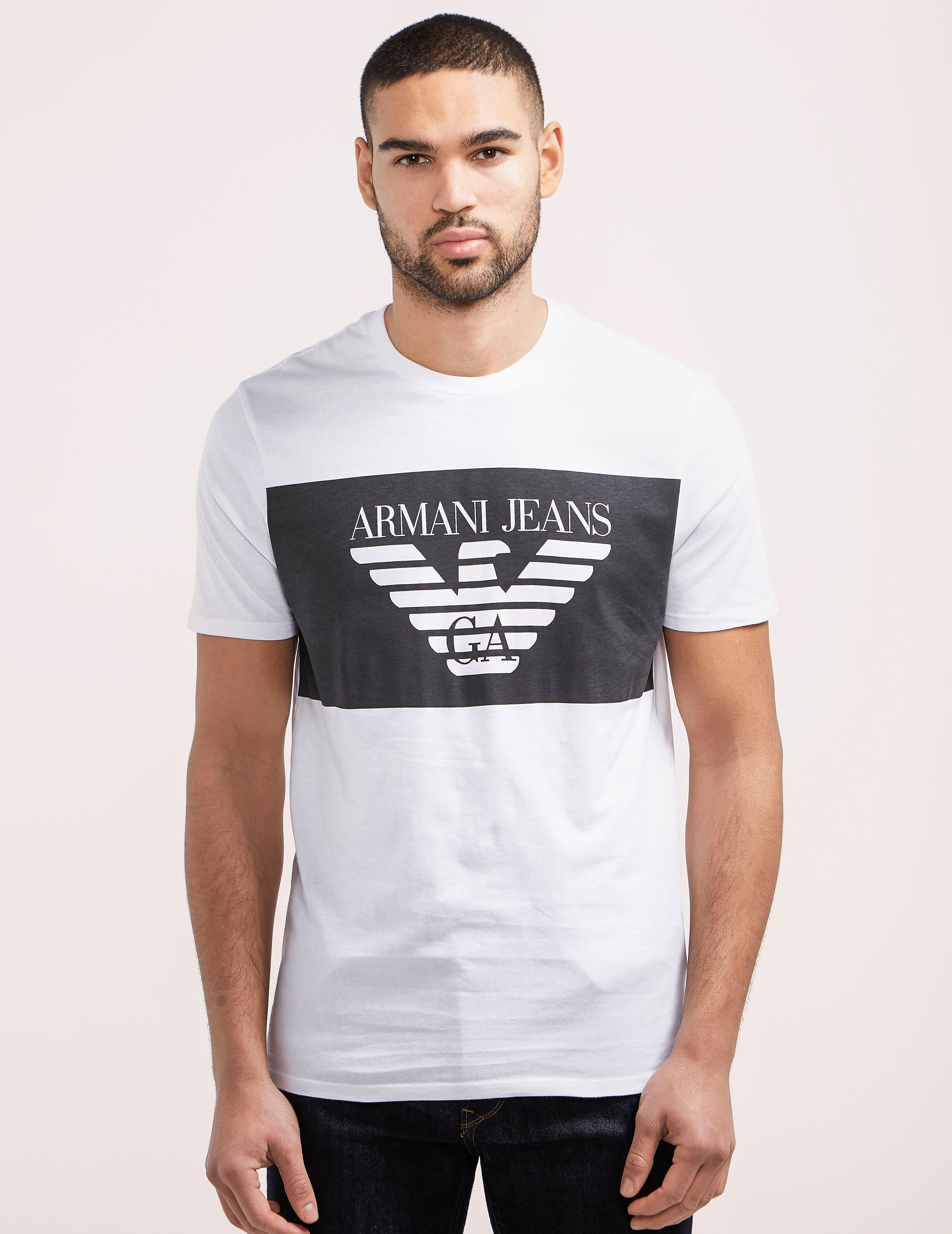 Armani Jeans Eagle T-Shirt