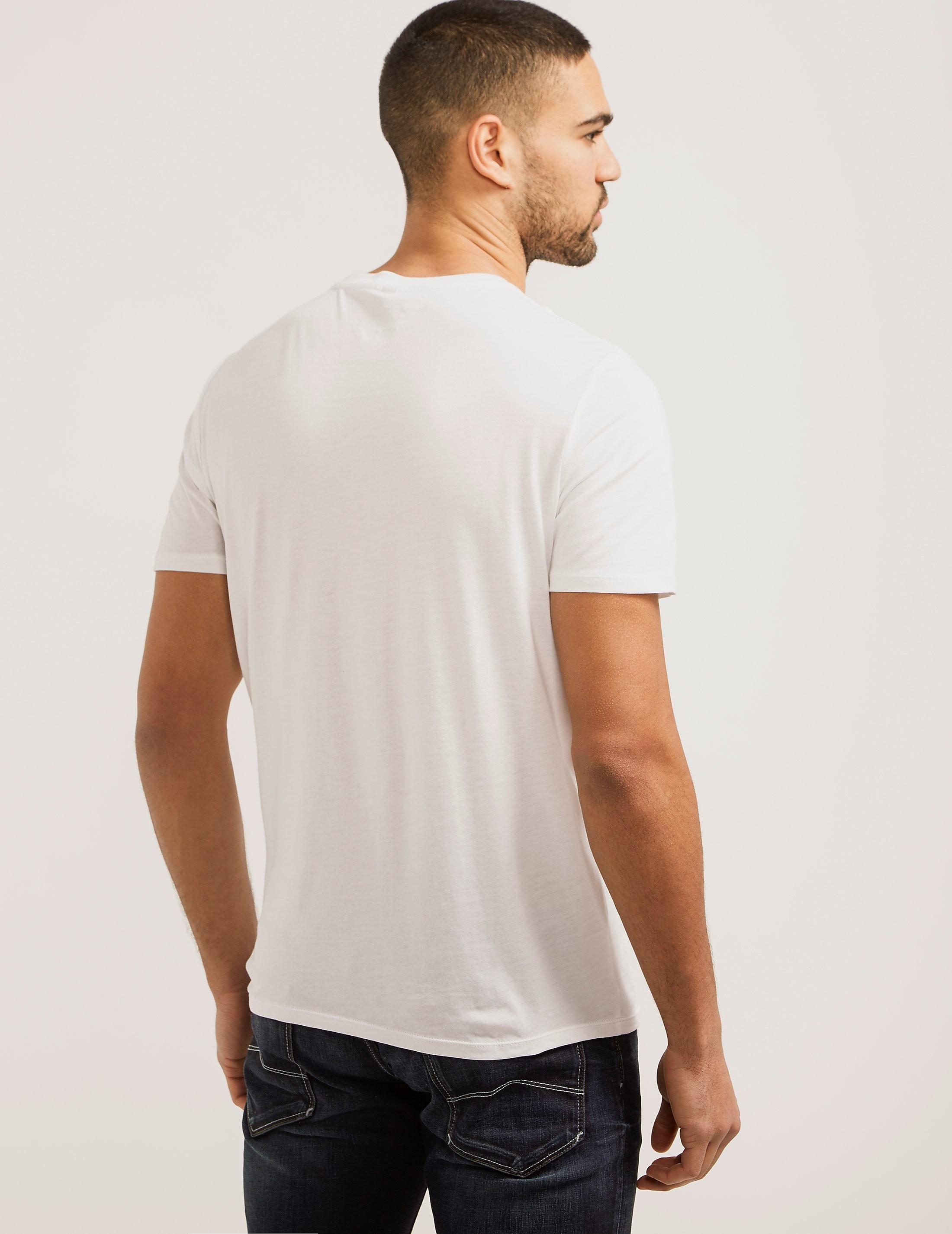Armani Jeans City Print T-Shirt