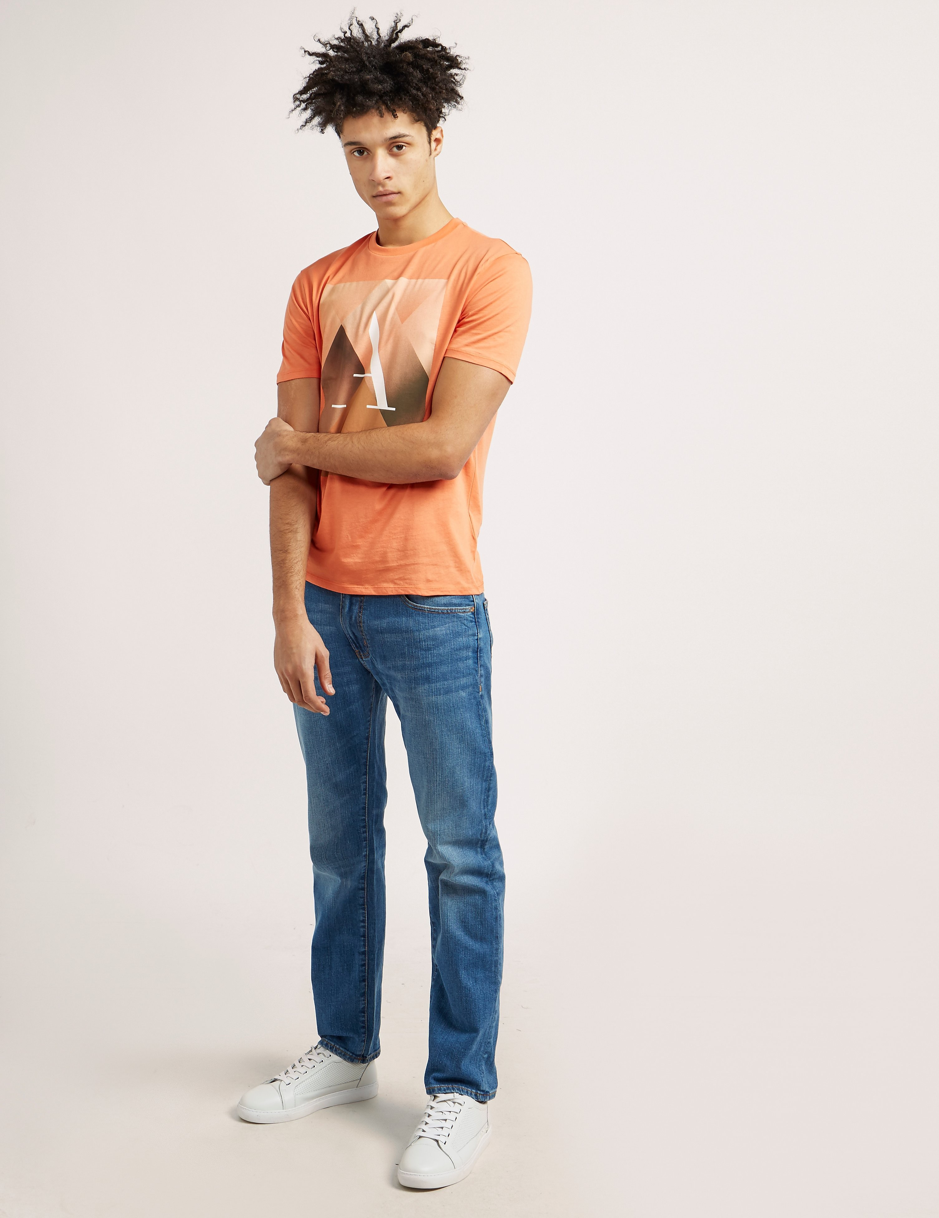 Armani Jeans Traingle T-Shirt