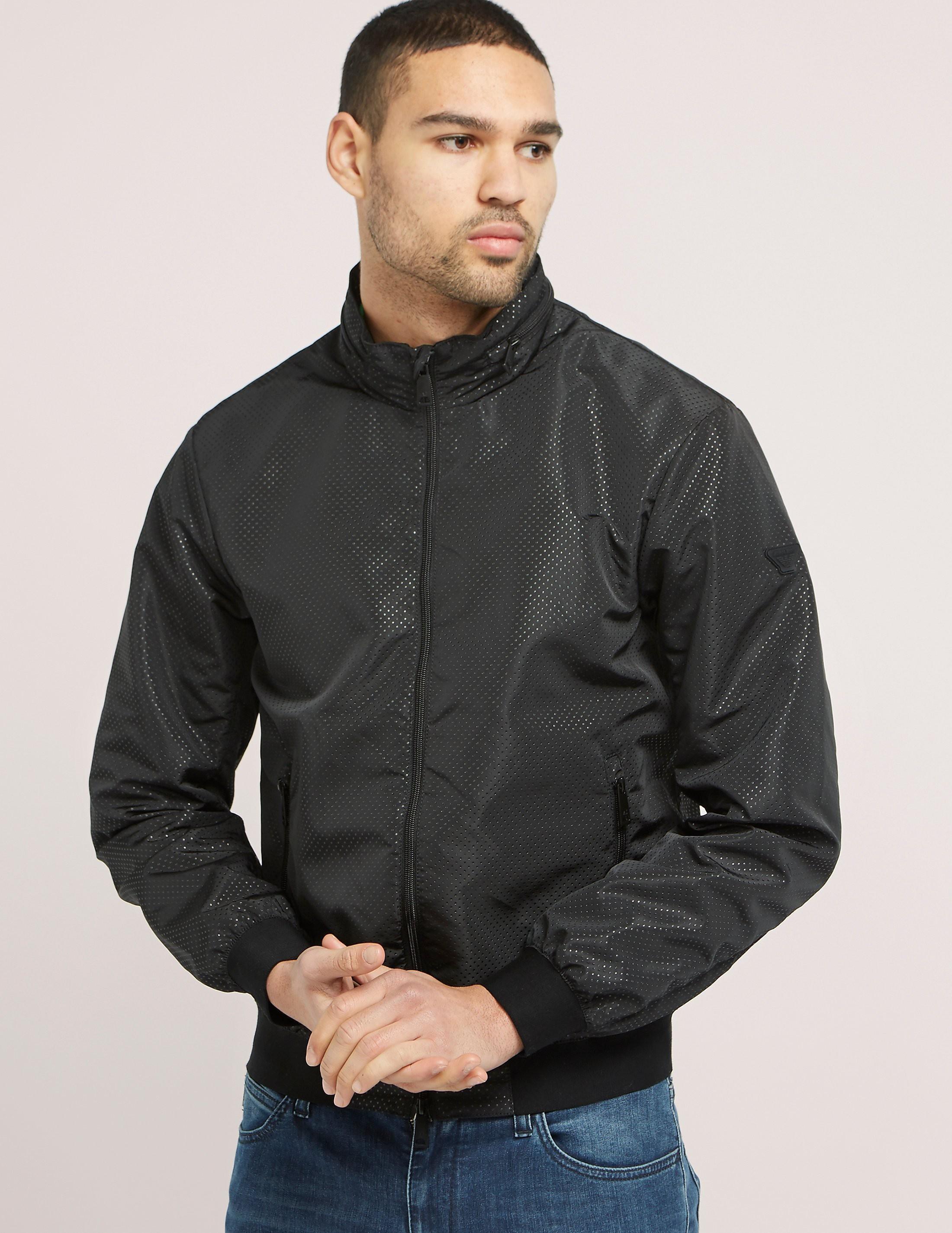 Armani Jeans Bomber Jacket